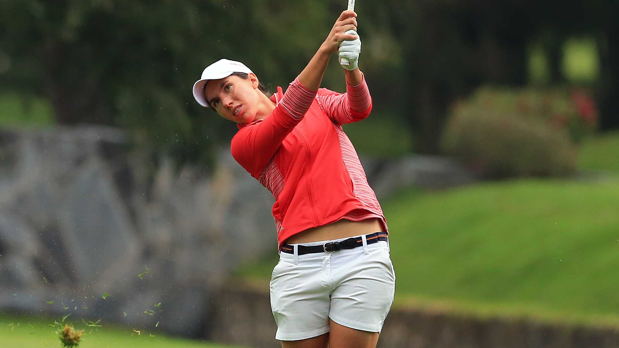 Lorena Ochoa Invitational: England's Ewart Shadoff second in Mexico City
