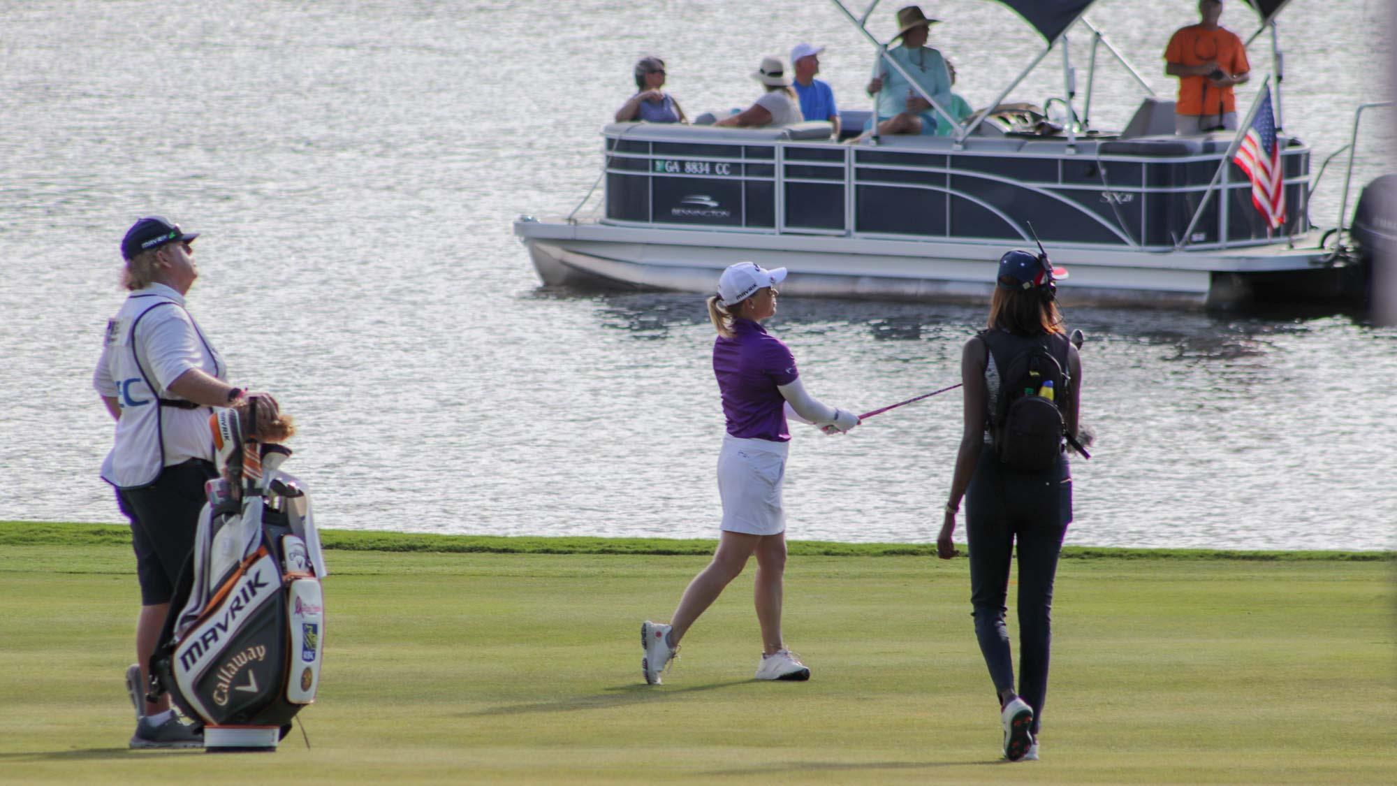 Honk If You Are Enjoying The LPGA Drive On Championship   LPGA   Ladies Professional Golf Association