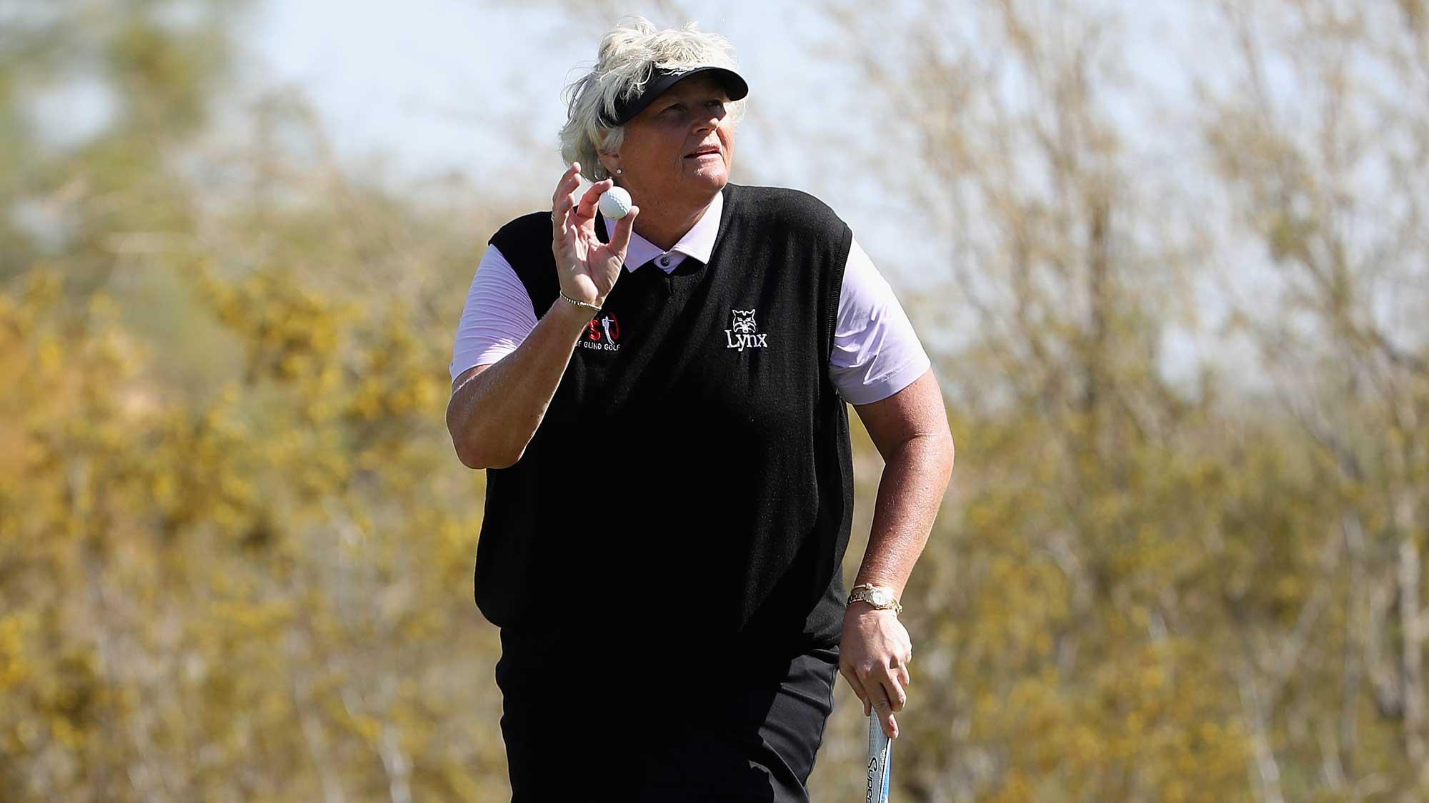 2018 Laura Davies Cards a 63 on Saturday | LPGA | Ladies ...