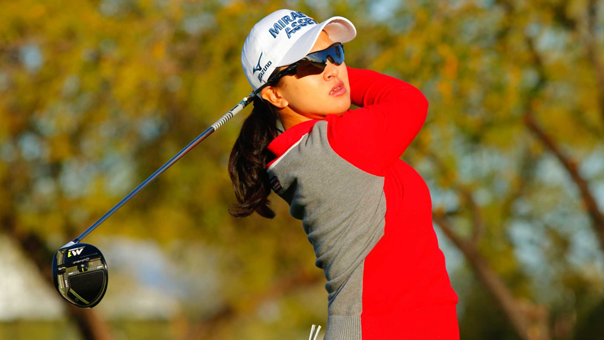 Sei Young Kim Swing at Bank of Hope Founders Cup
