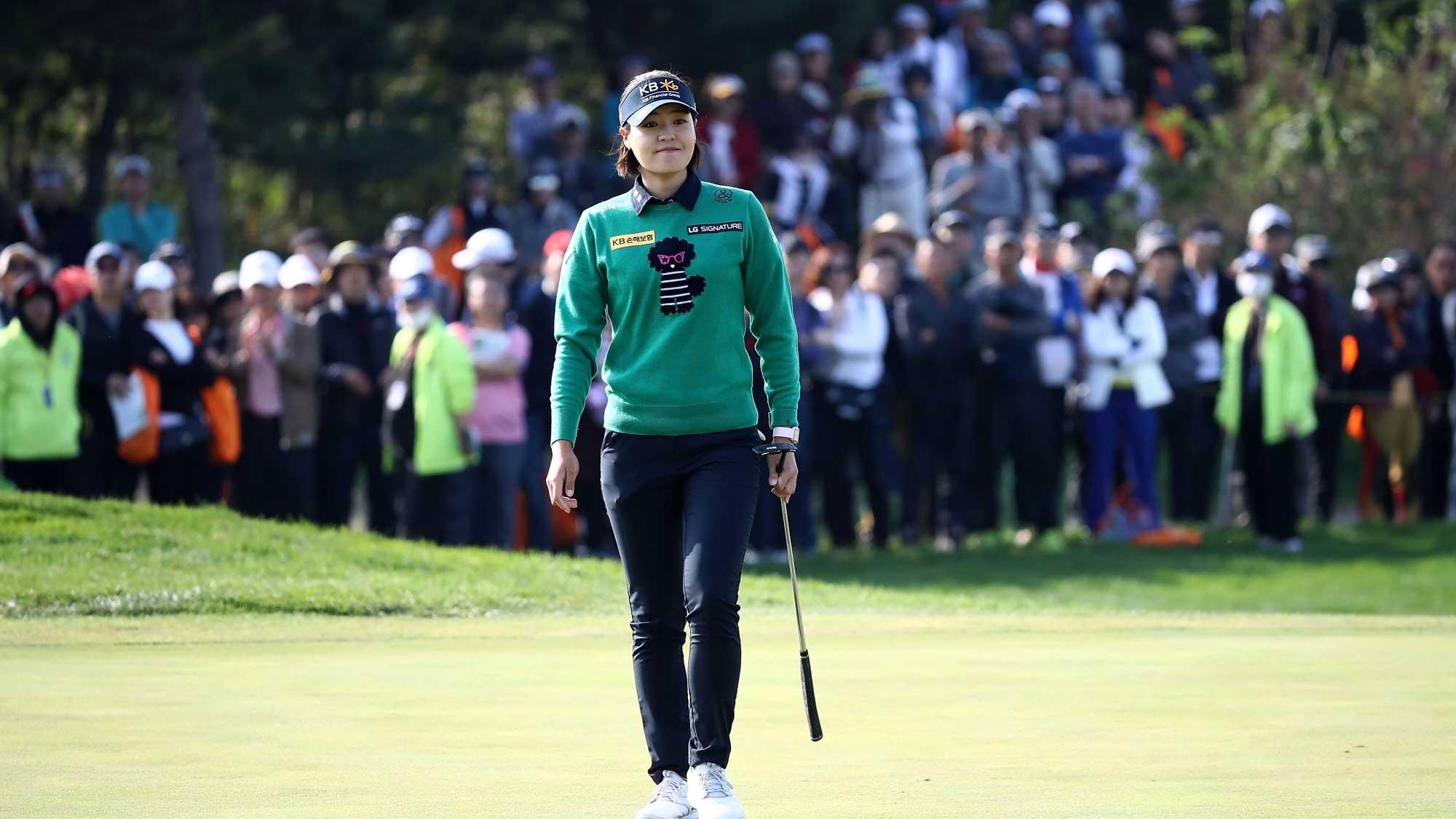 First LPGA title for Chun in two years