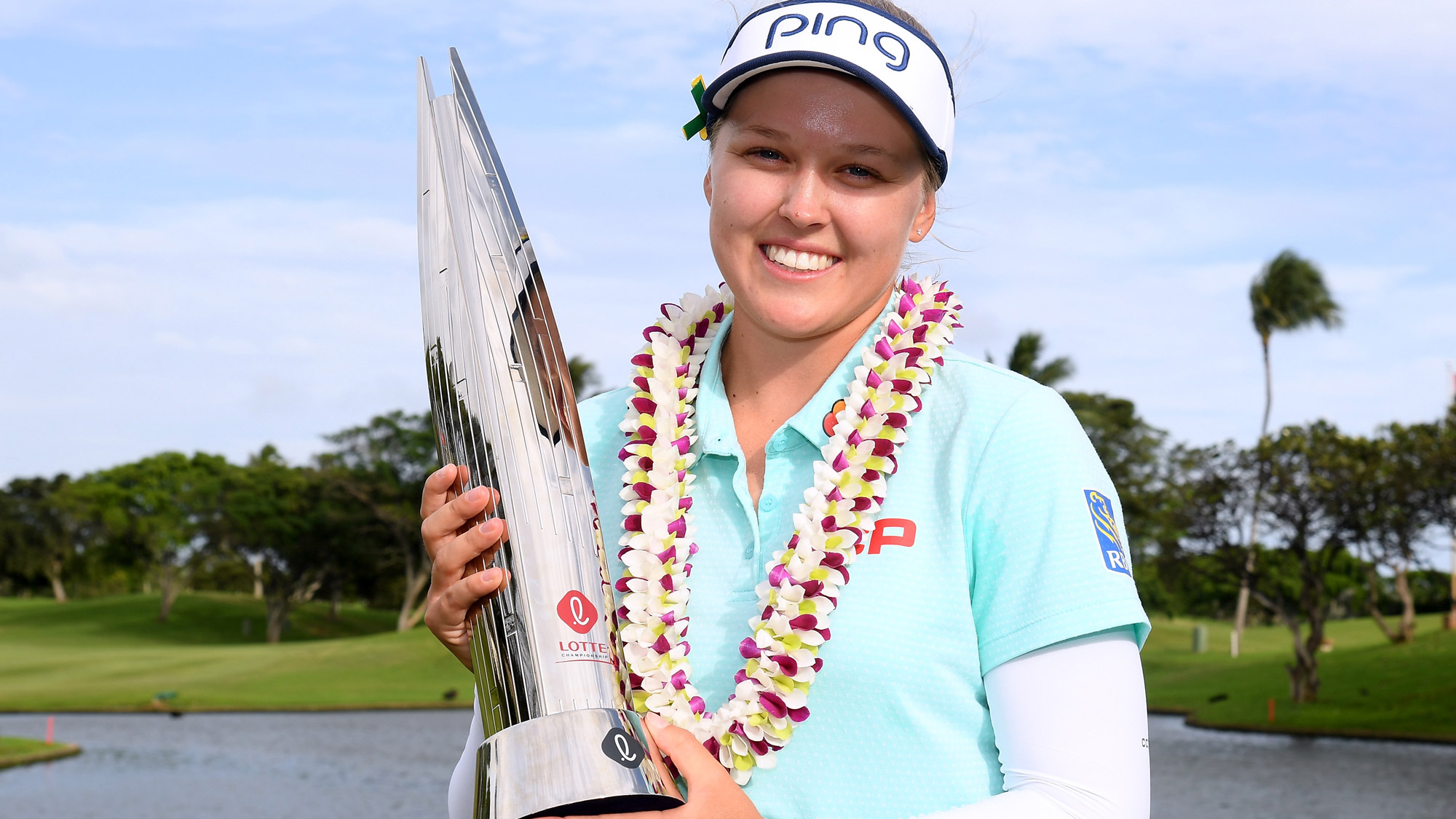 Brooke Henderson Collects Her Sixth Win at LOTTE Championship