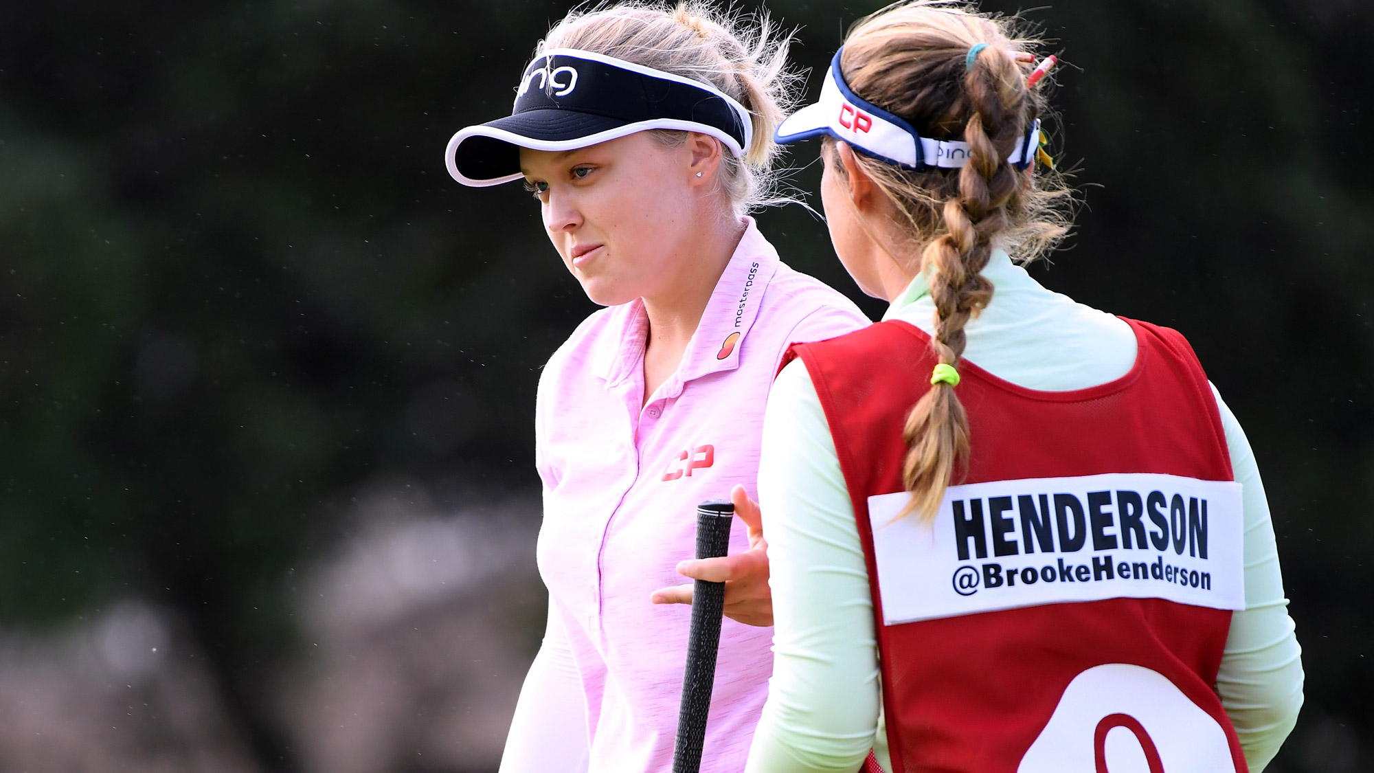 Brooke Henderson in front by 2 at LPGA's Lotte at Ko Olina
