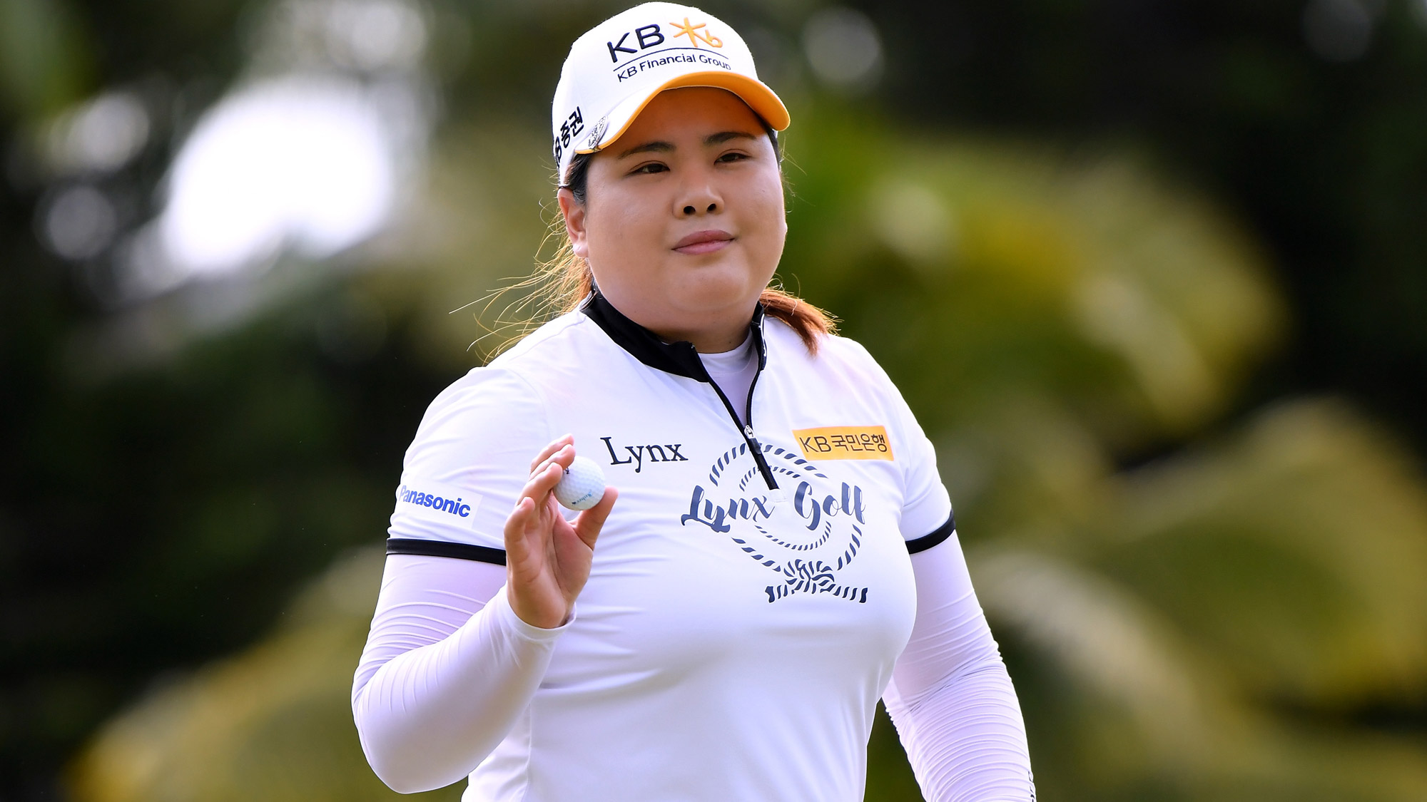Inbee Park Turns in Bogey-Free 69 on Thursday