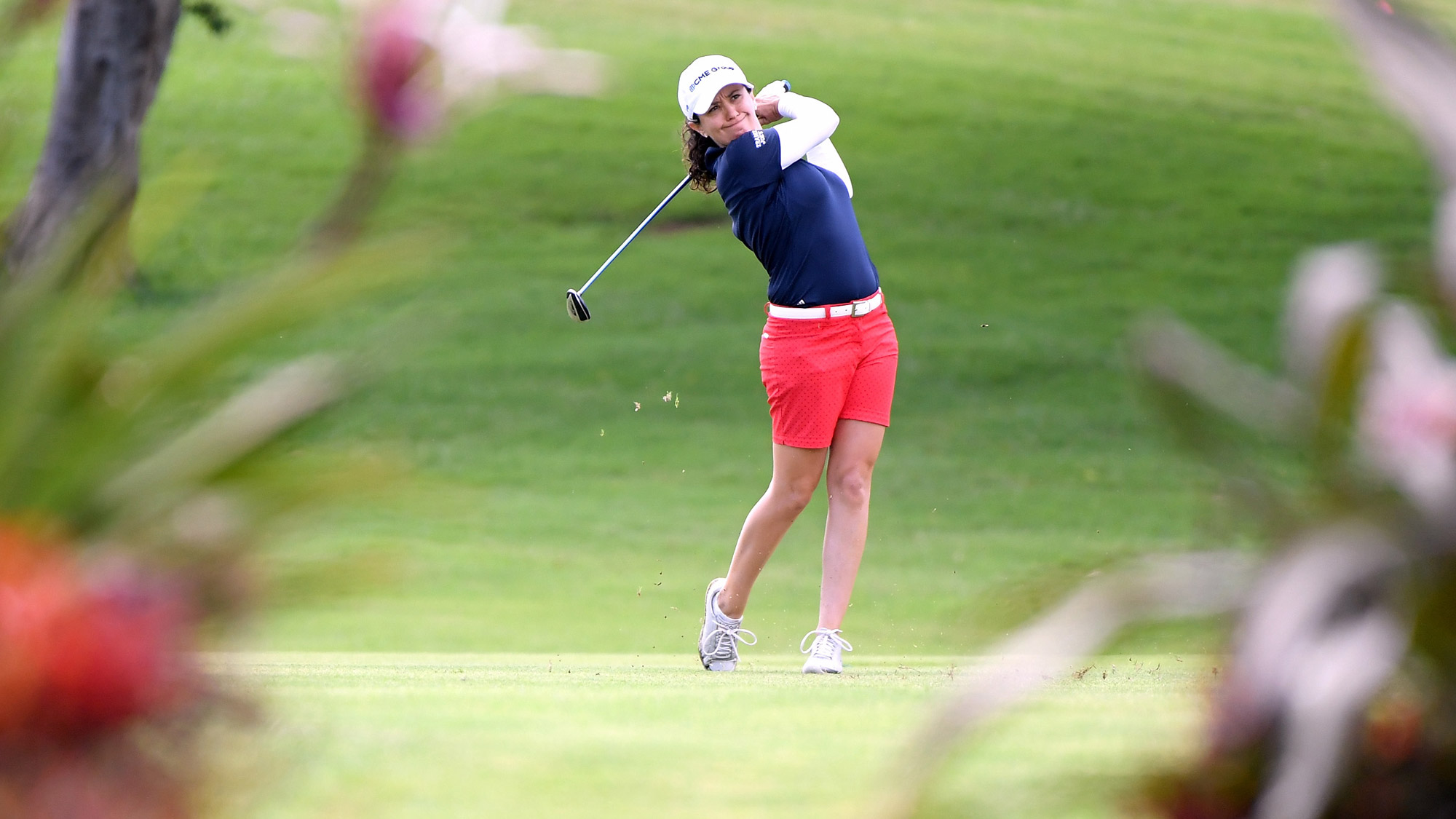 Mo Martin Gets to -8 at LOTTE Championship