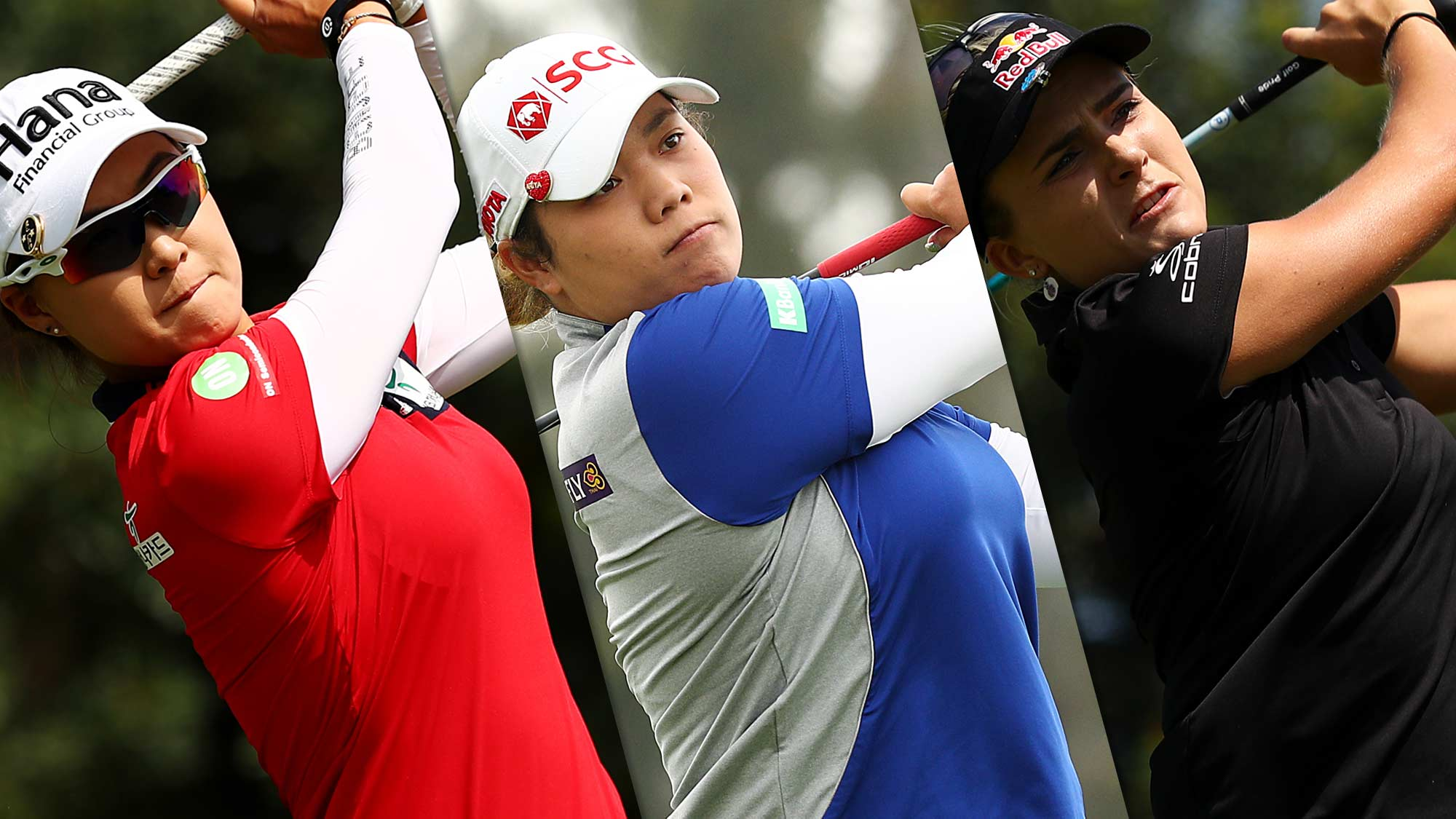 Lee-Jutanugarn-Thompson