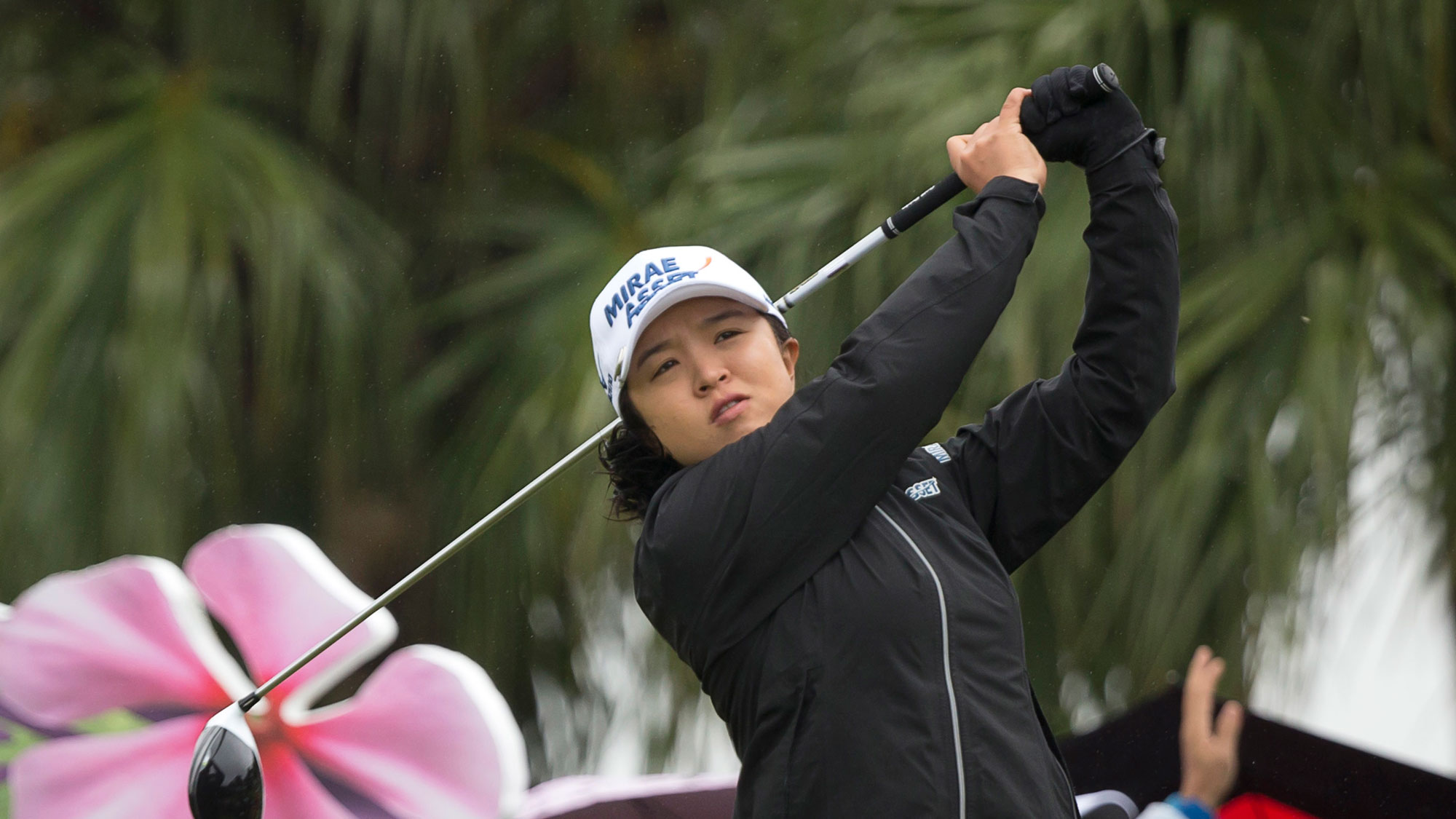 Shin fires 67 to share lead at Taiwan Championship