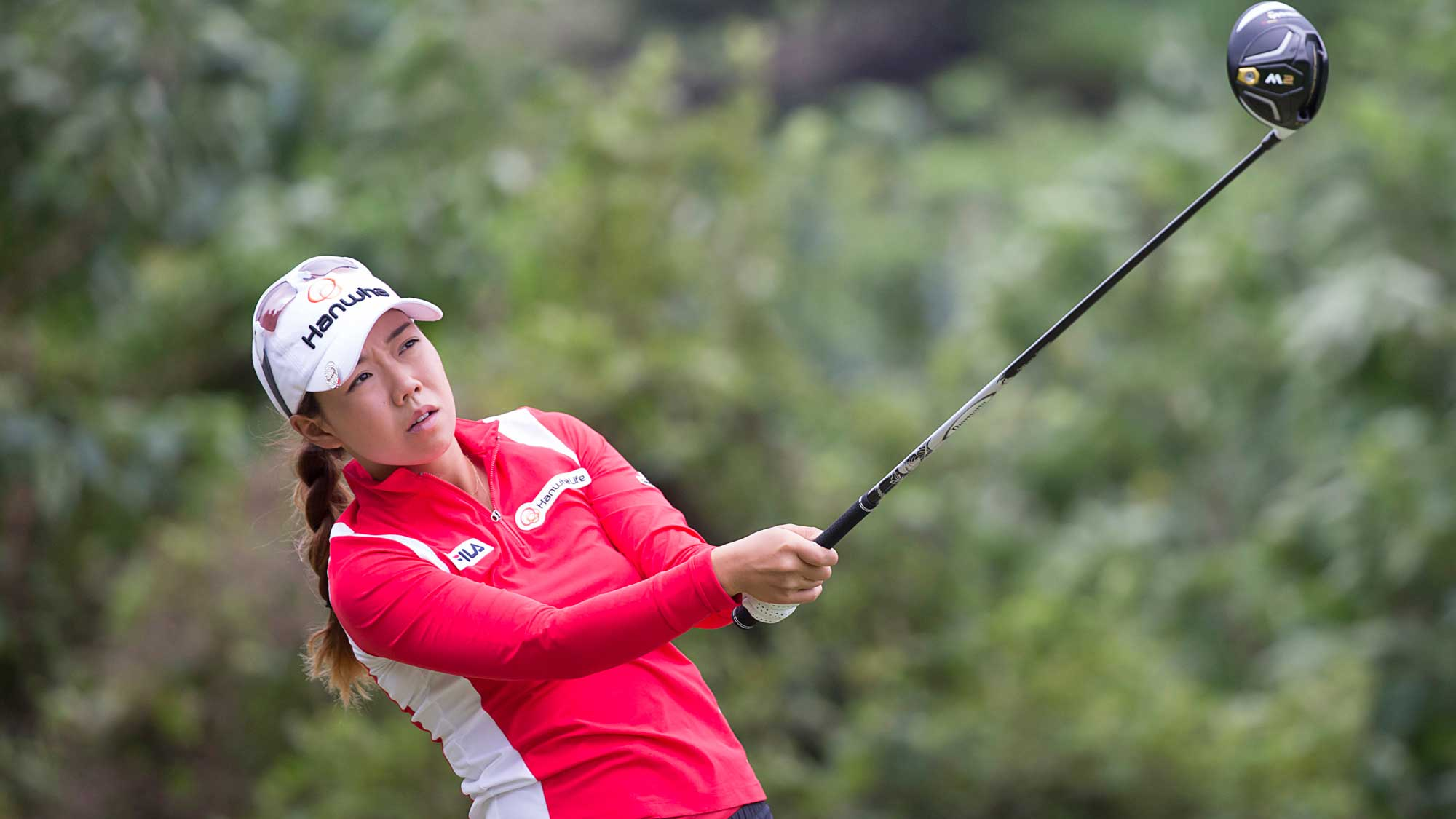 Kiwi golfer Lydia Ko off the pace in Taiwan LPGA event