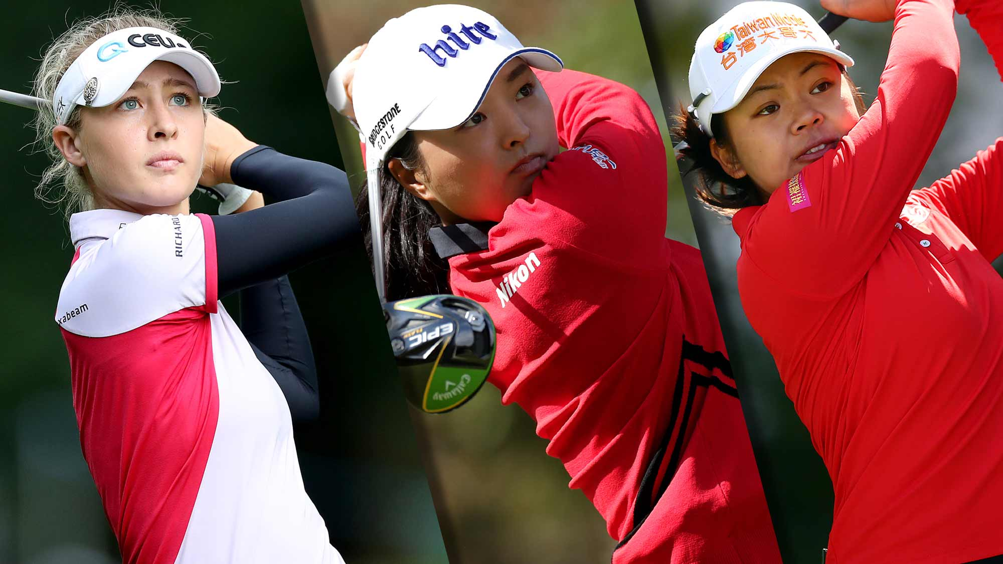 Groups and Tee Times - Opening Round Taiwan Swinging Skirts LPGA | LPGA | Ladies Professional Golf Association