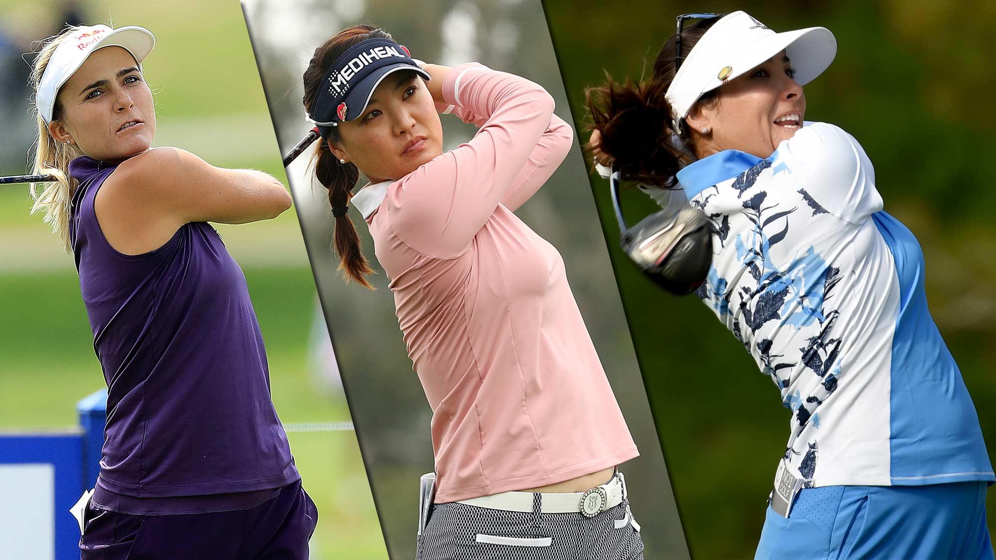 Featured Groups at the Marathon Classic Presented by Dana   LPGA   Ladies Professional Golf Association