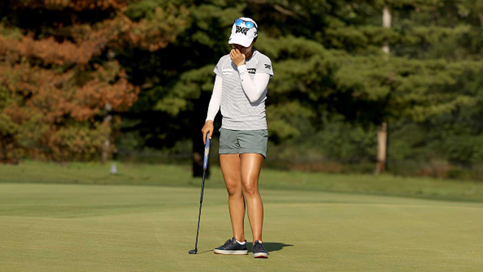Ko Class Transcends Disappointment Lpga Ladies Professional Golf Association