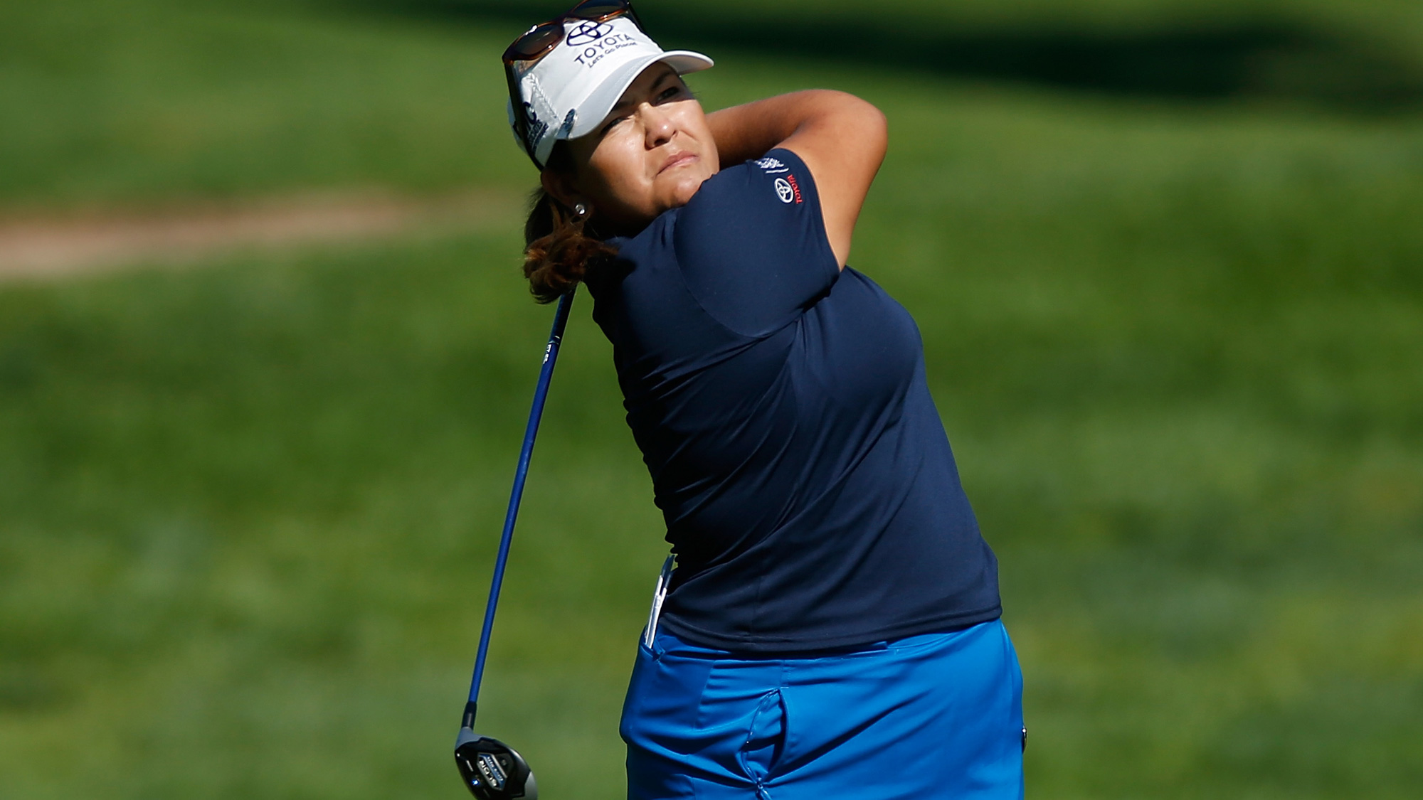 meijer lpga classic first round news  u0026 notes