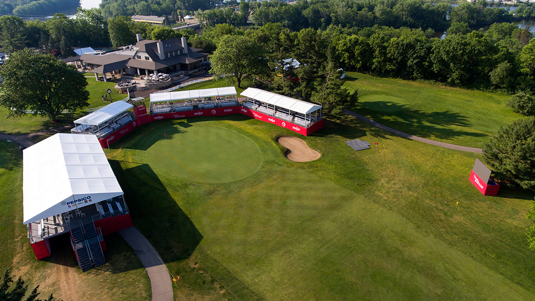Blythefield Country Club - Meijer LPGA Classic For Simply Give