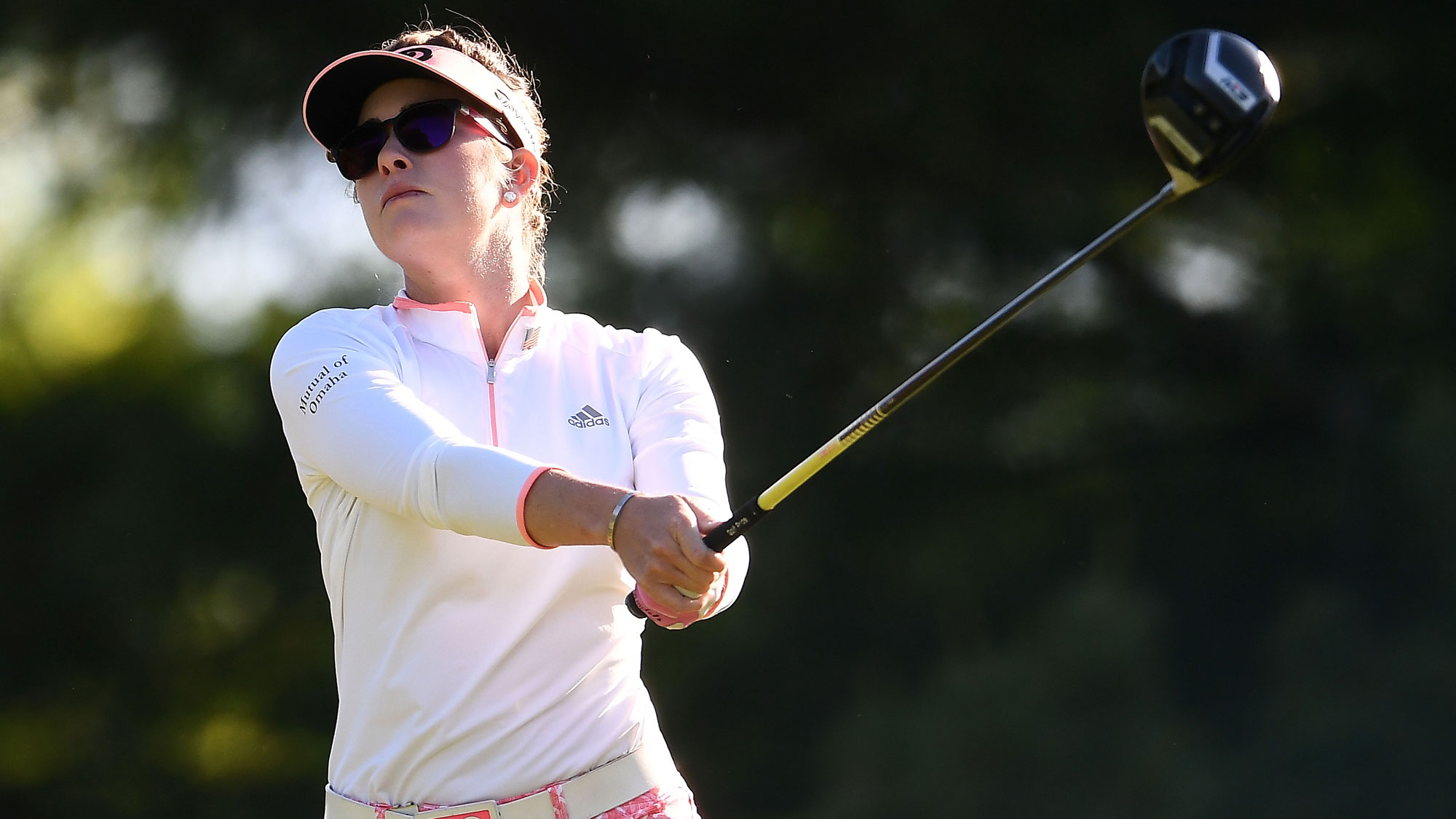 Paula Creamer in Round Two of the Meijer LPGA Classic