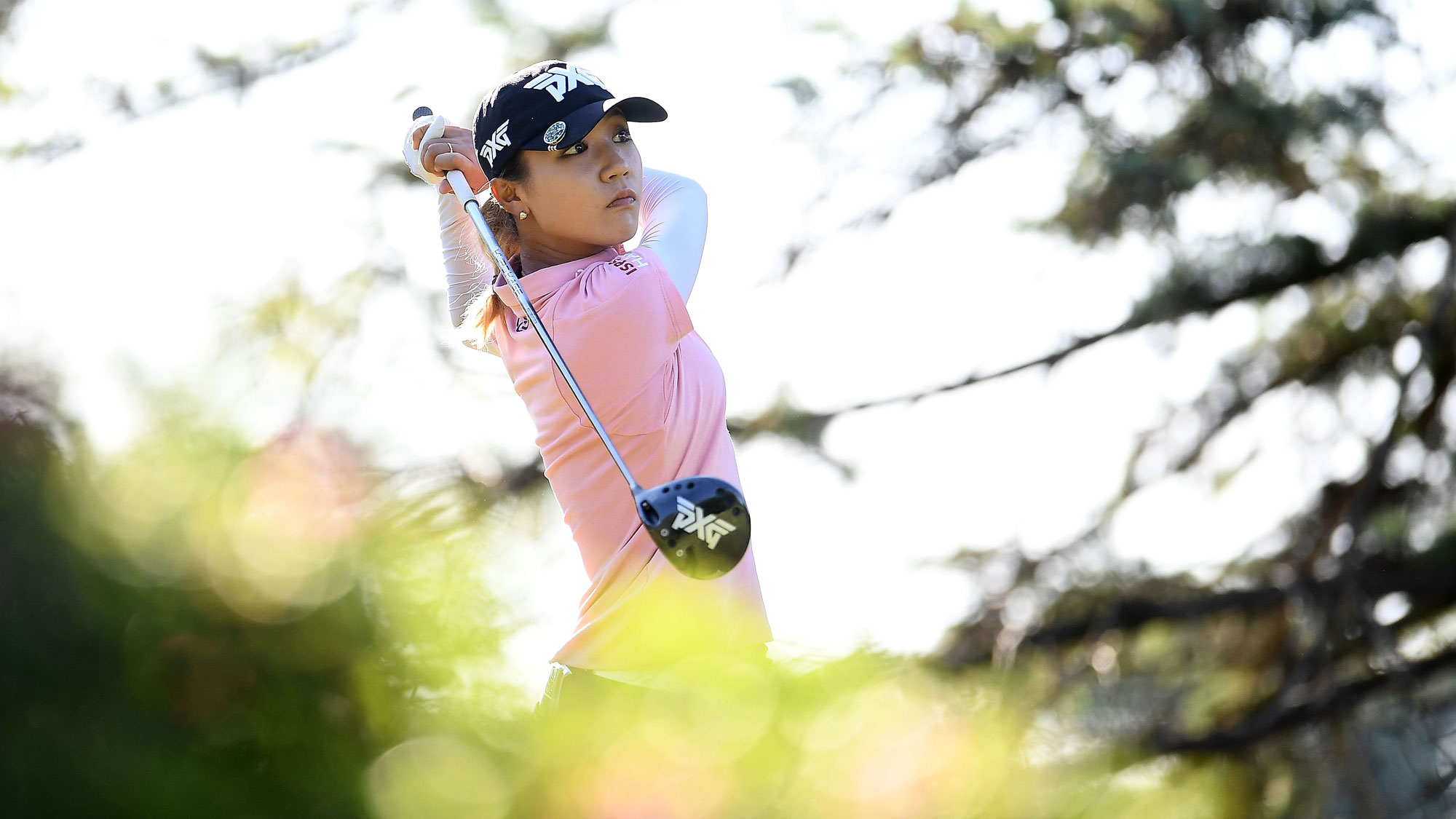 Lydia Ko Swings in Round Two in Grand Rapids, Michigan