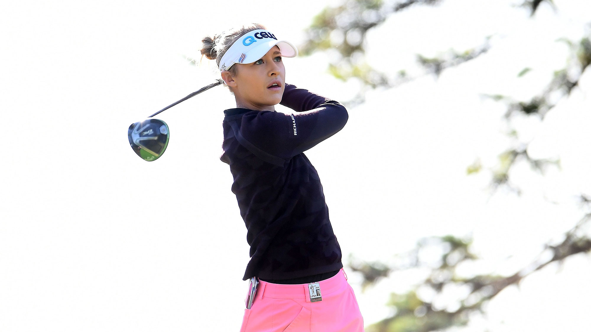 Nelly Korda Finishes Swing at Meijer LPGA Classic