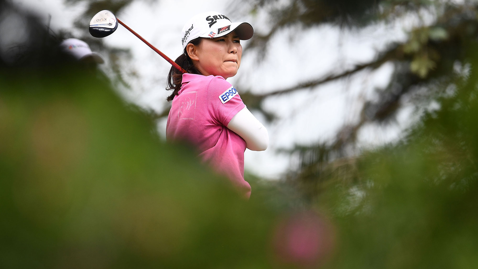 Sakura Yokomine in Hunt Again at Meijer LPGA Classic