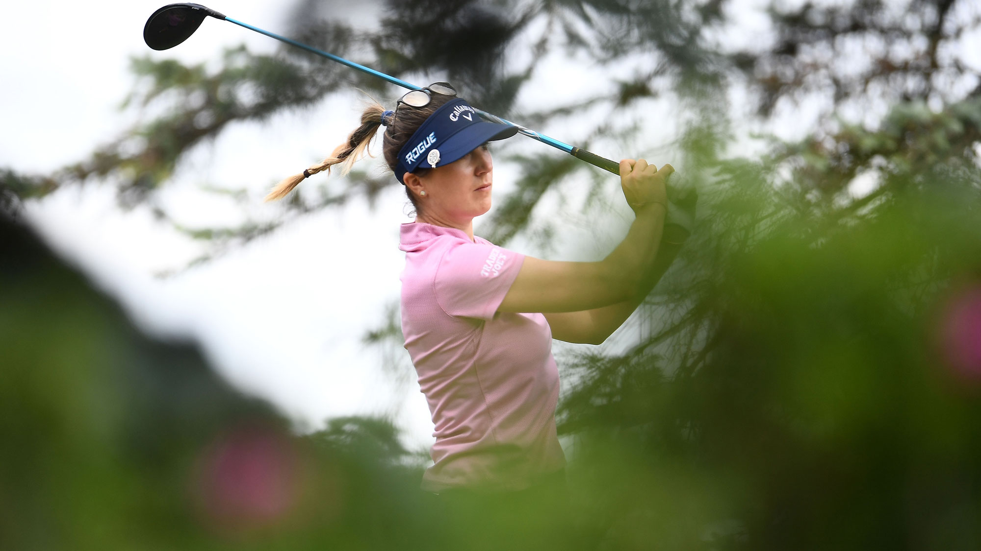 Sandra Gal Swings at the Meijer LPGA Classic
