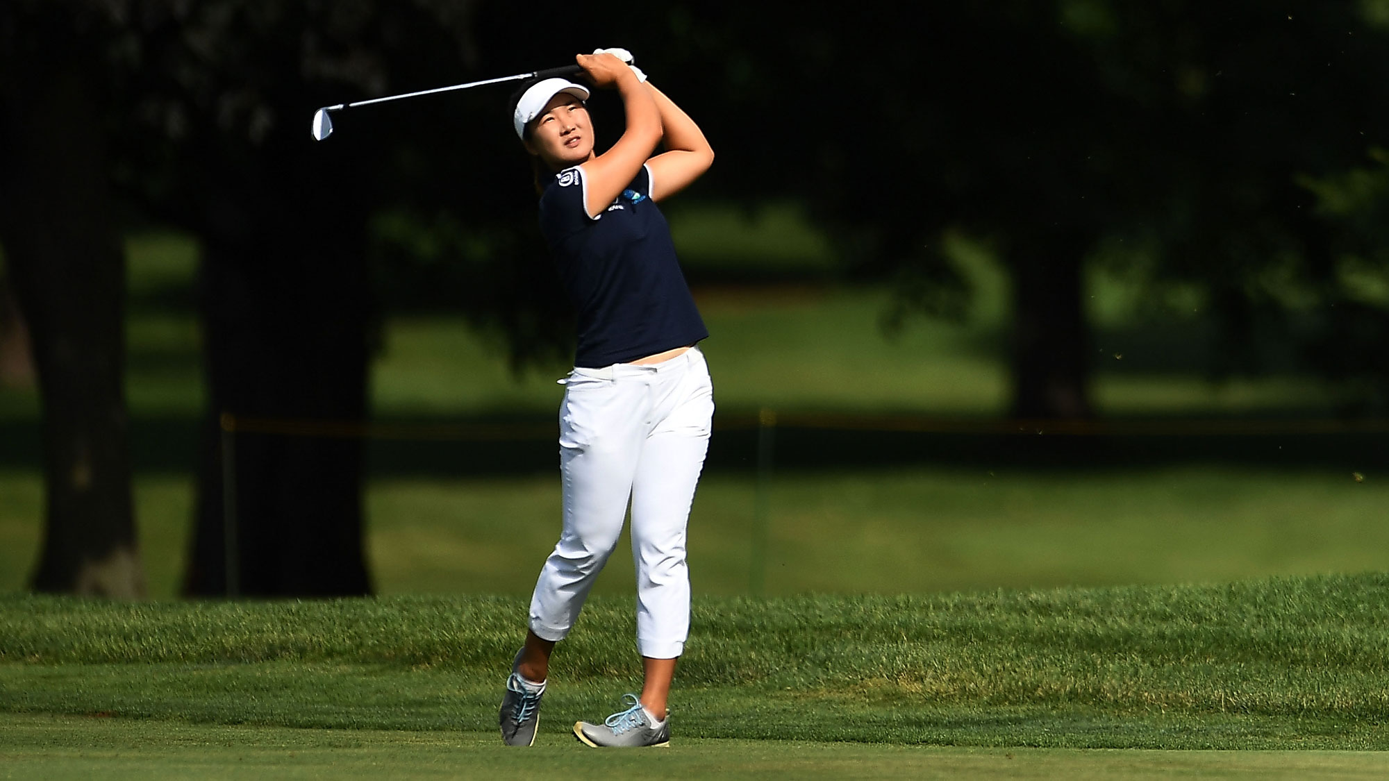 Su Oh is 10-Under Through 36 at Meijer LPGA Classic