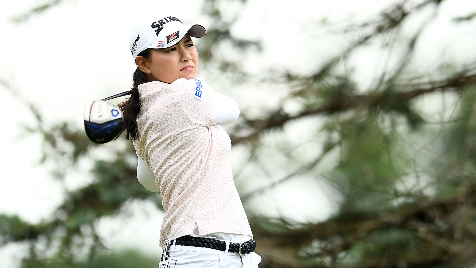Sakura Yokomine on Saturday at the Meijer LPGA Classic