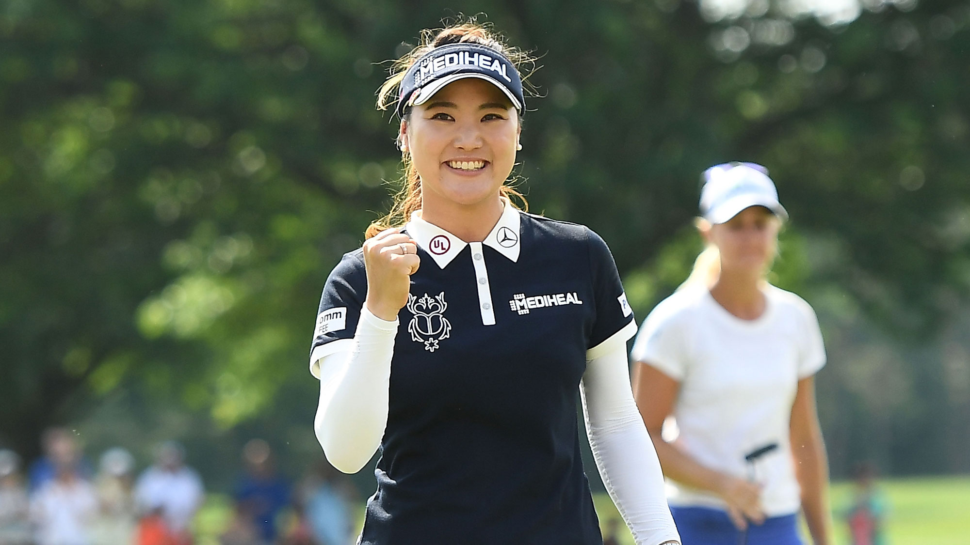2019 Ryu Simply Give Donation after Meijer Win | LPGA | Ladies