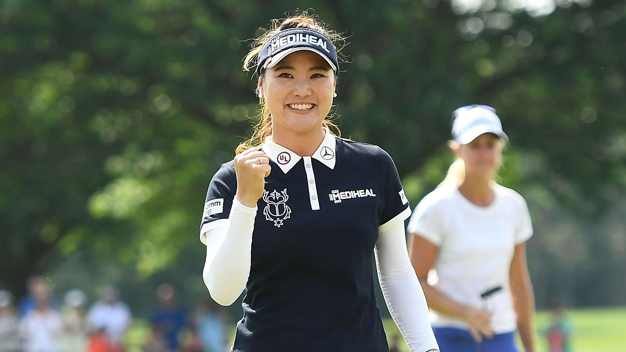 pics Betsy King 6 LPGA majors