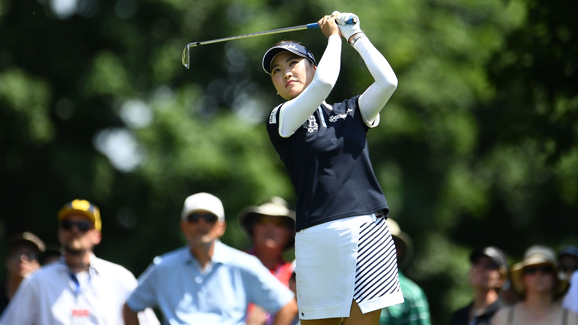 So Yeon Ryu Swings at the Meijer LPGA Classic