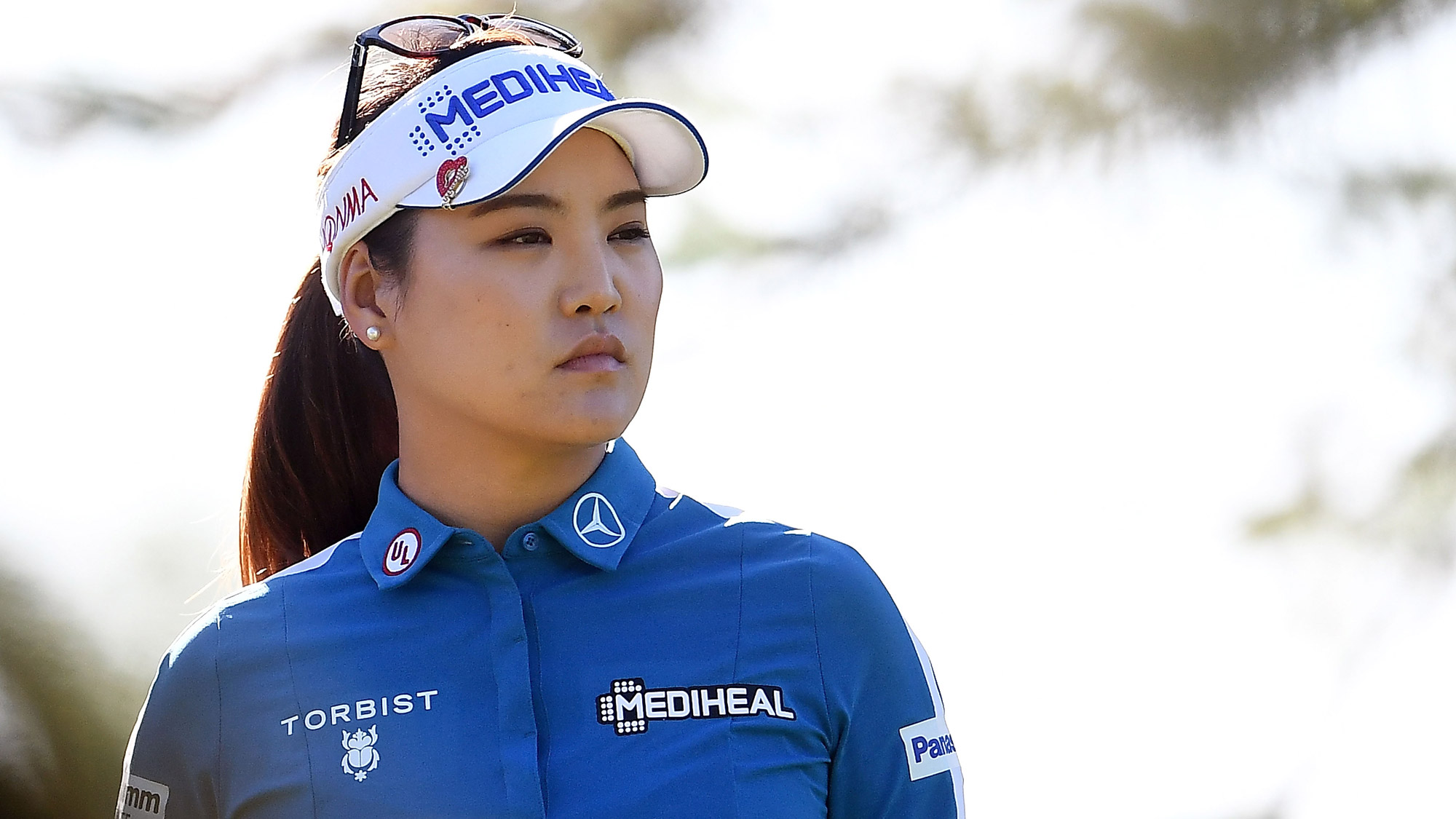 So Yeon Ryu Stares Ahead at Meijer LPGA Classic