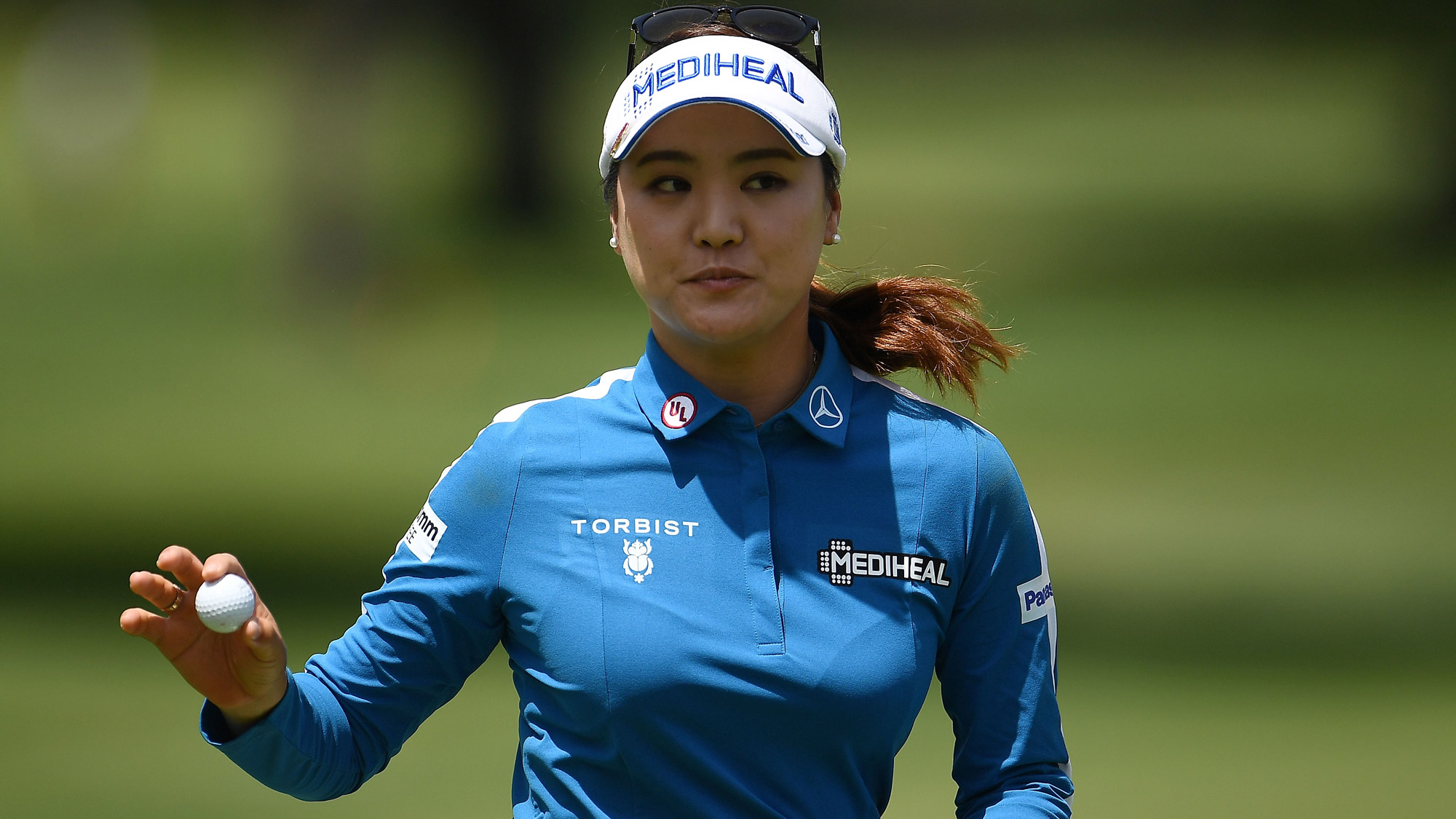 So Yeon Ryu Posts a 64 in Round One in Grand Rapids