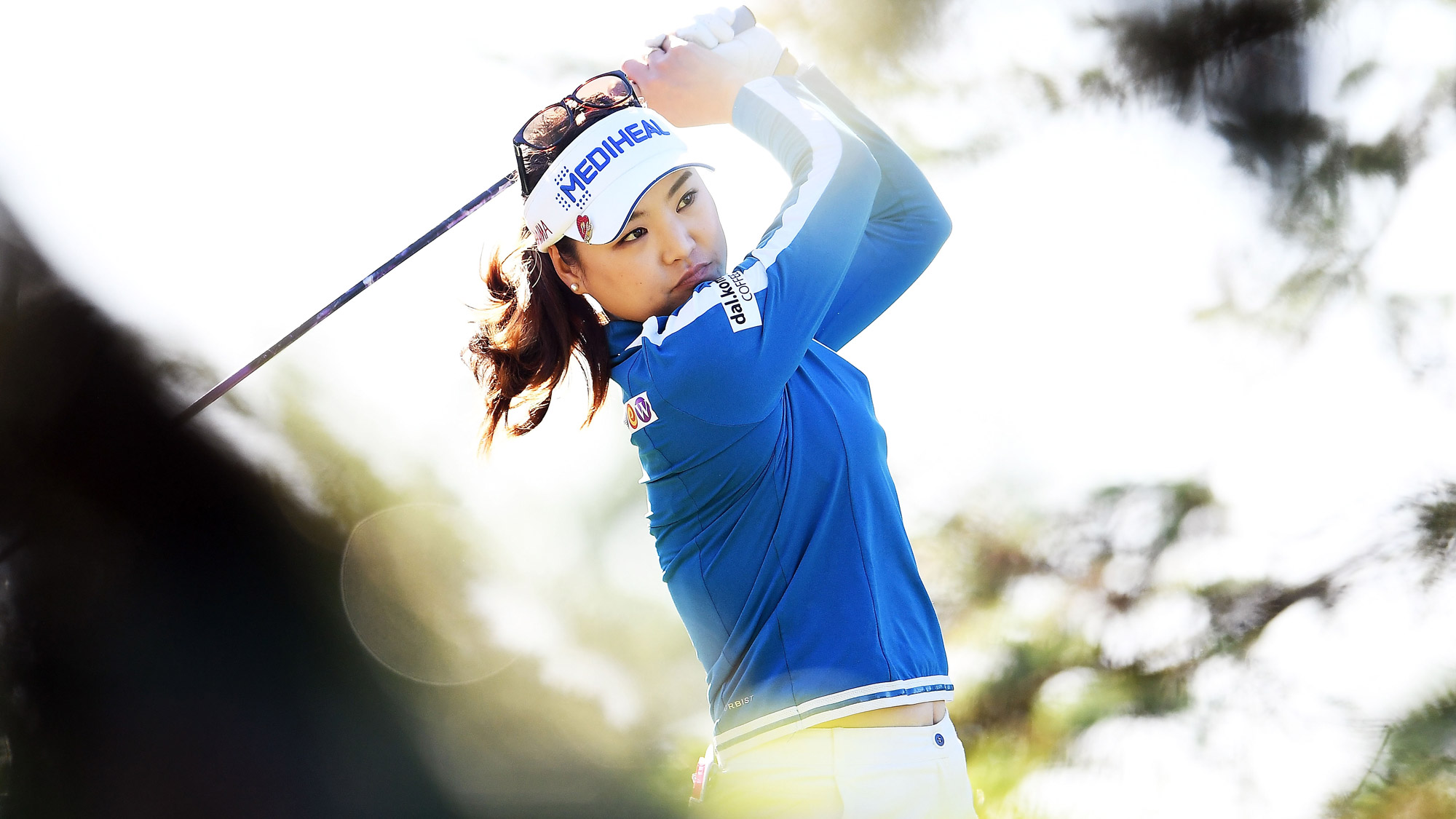 So Yeon Ryu Tees Off in Round One of Meijer LPGA Classic