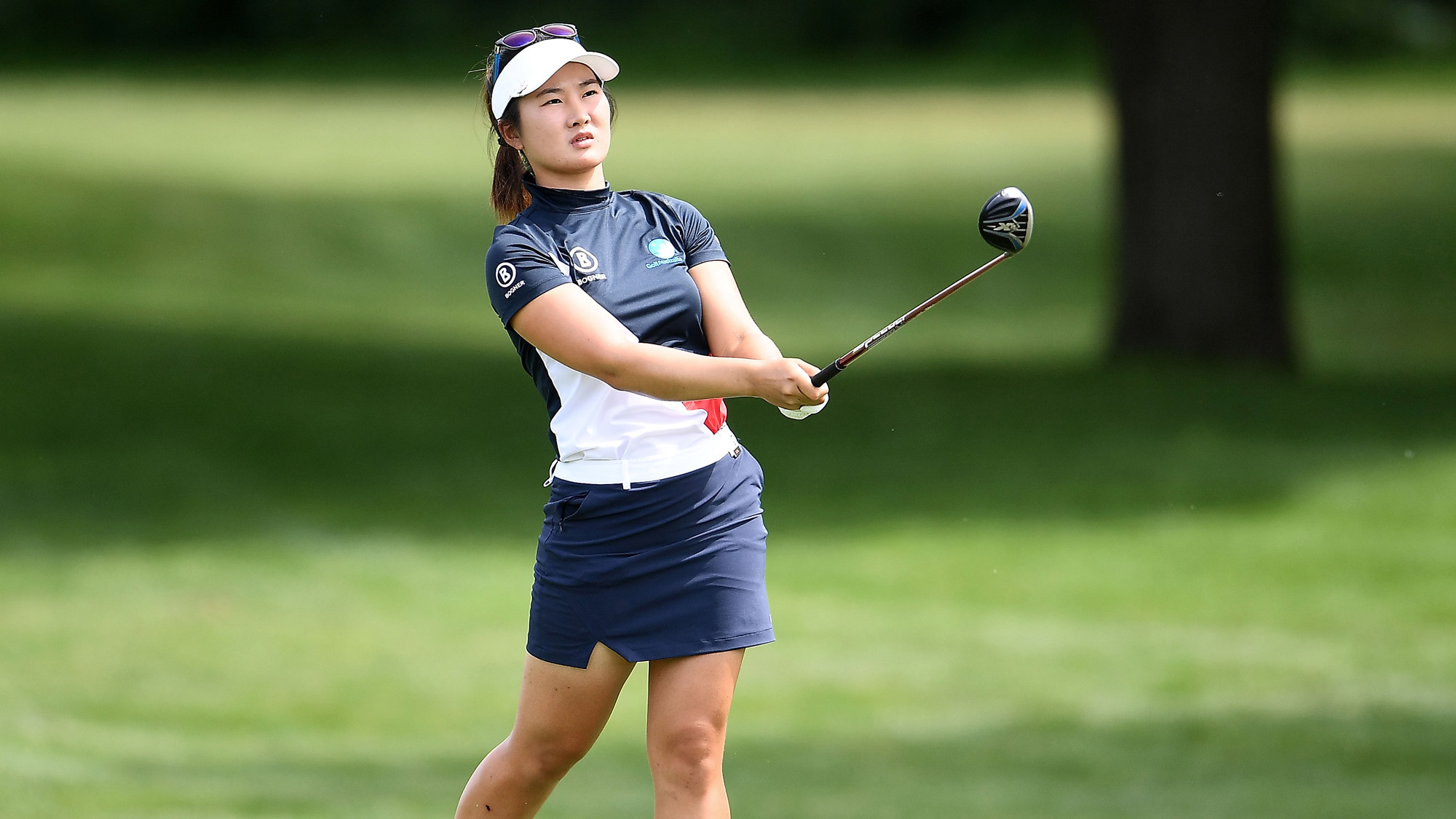Su Oh Posts a 66 on Thursday at Meijer LPGA Classic