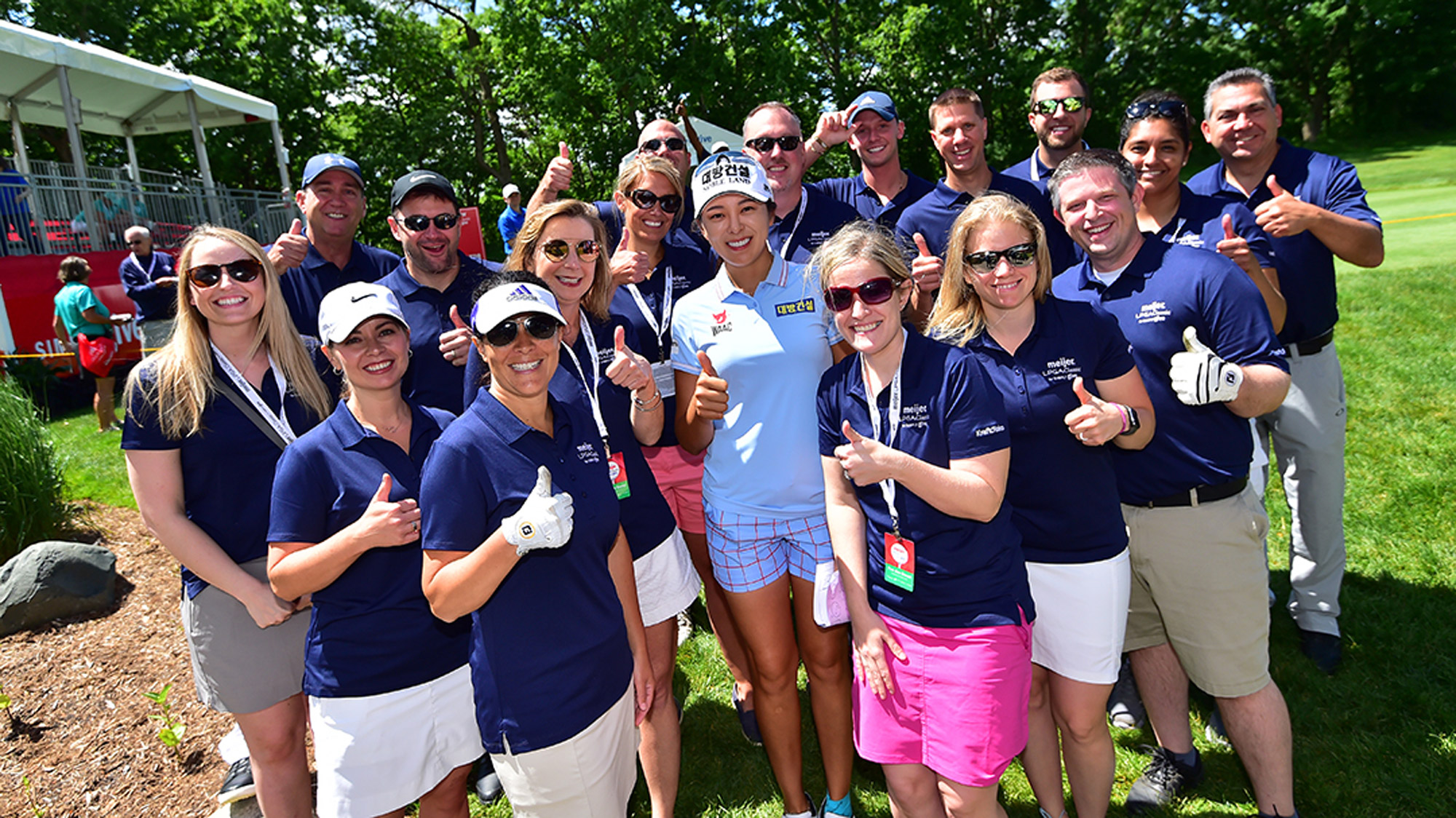The Volunteers at the Meijer LPGA Classic