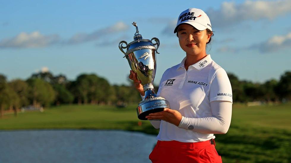 Sei Young Kim wins Pelican Womens Championship for 2nd straight victory |  LPGA | Ladies Professional Golf Association