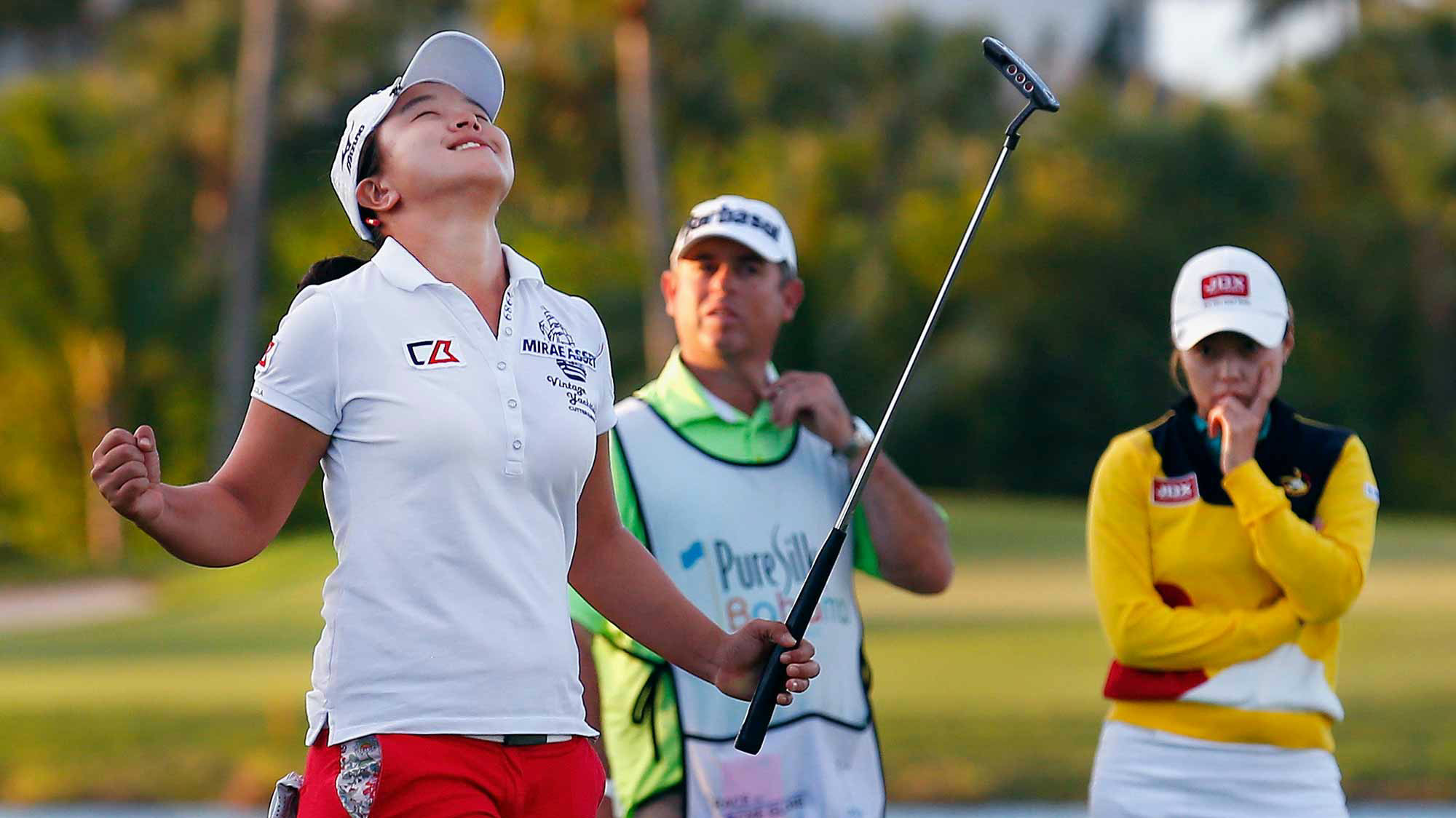 Sei Young Kim gets her first LPGA win
