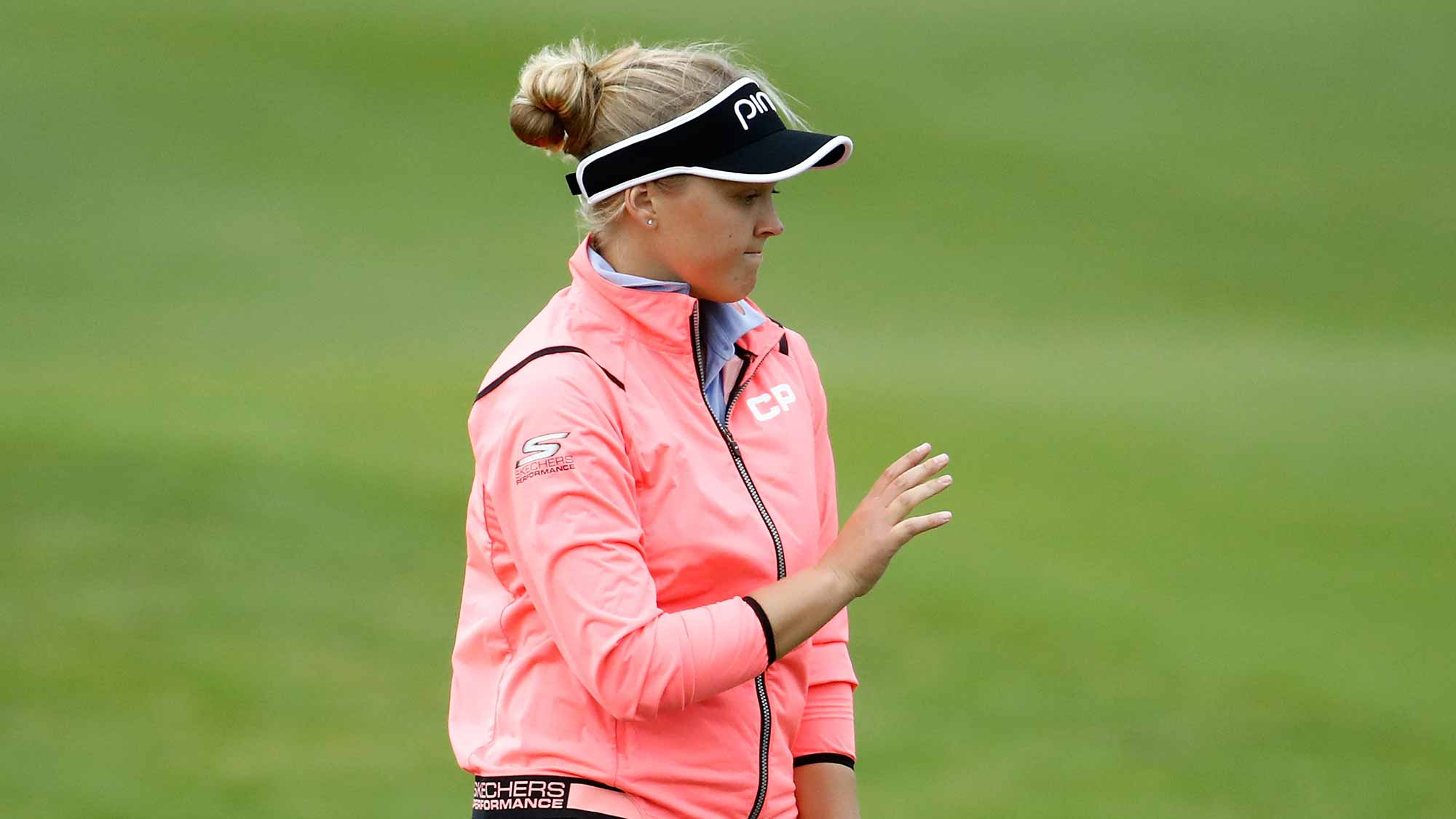 High Winds Halt LPGA In Bahamas