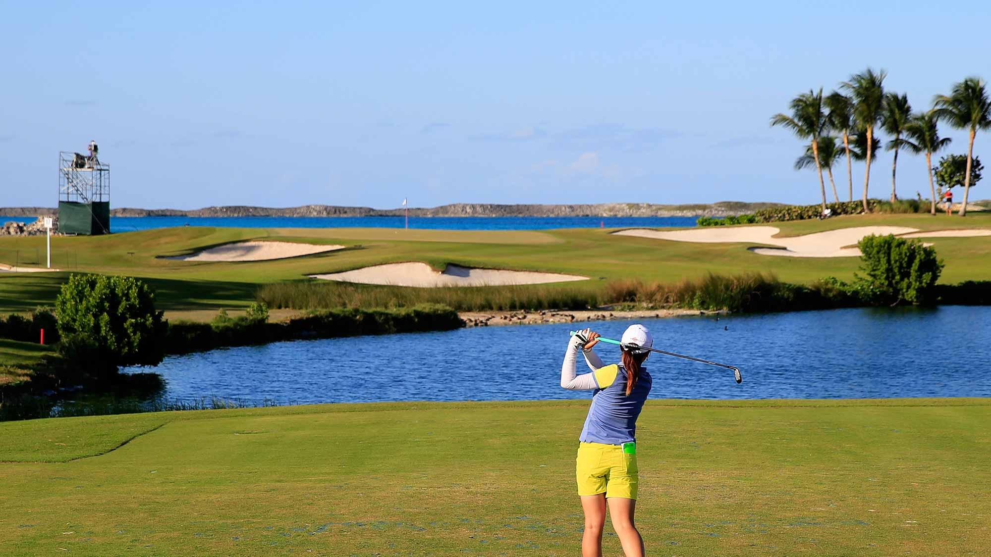 LPGA Qualifying Tournament Stage I Round 3 Notes | LPGA | Ladies ...