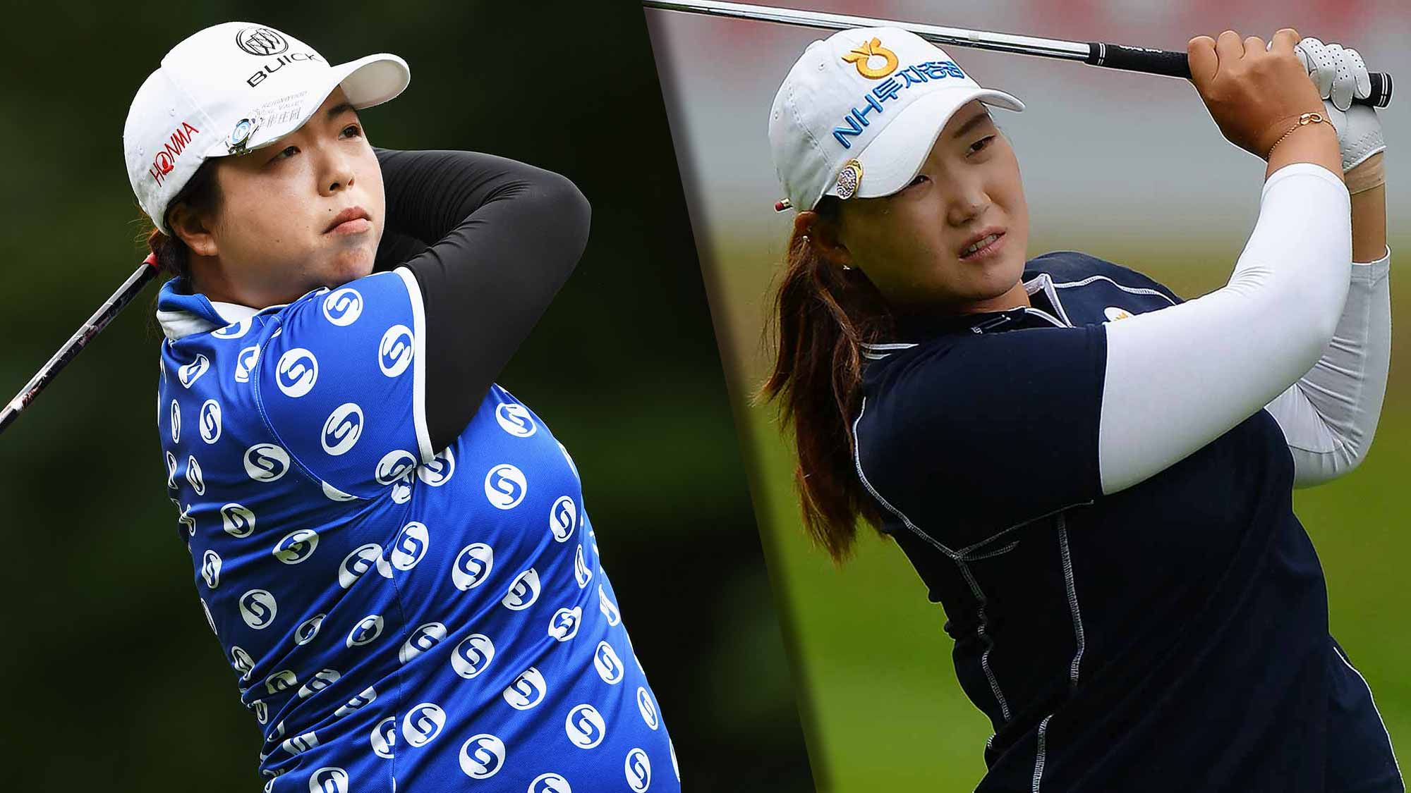 Shanshan Feng and Mirim Lee