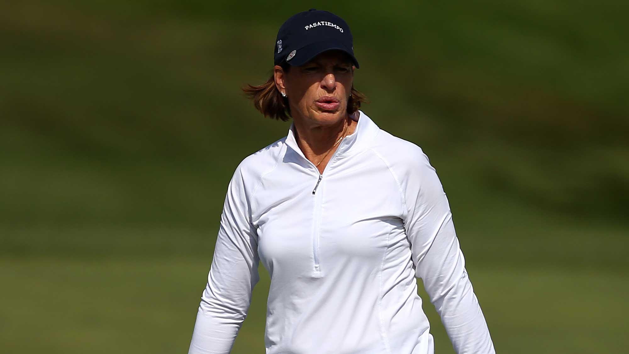 2019 Sirak Inkster Leads Senior LPGA Championship Round 2 Recap | LPGA | Ladies Professional Golf Association