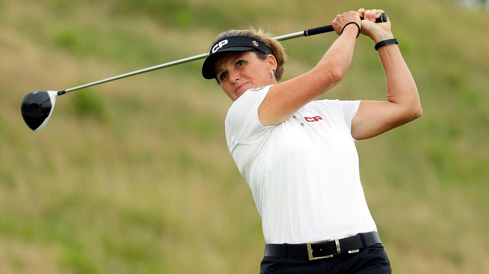 Betsy King 6 LPGA majors