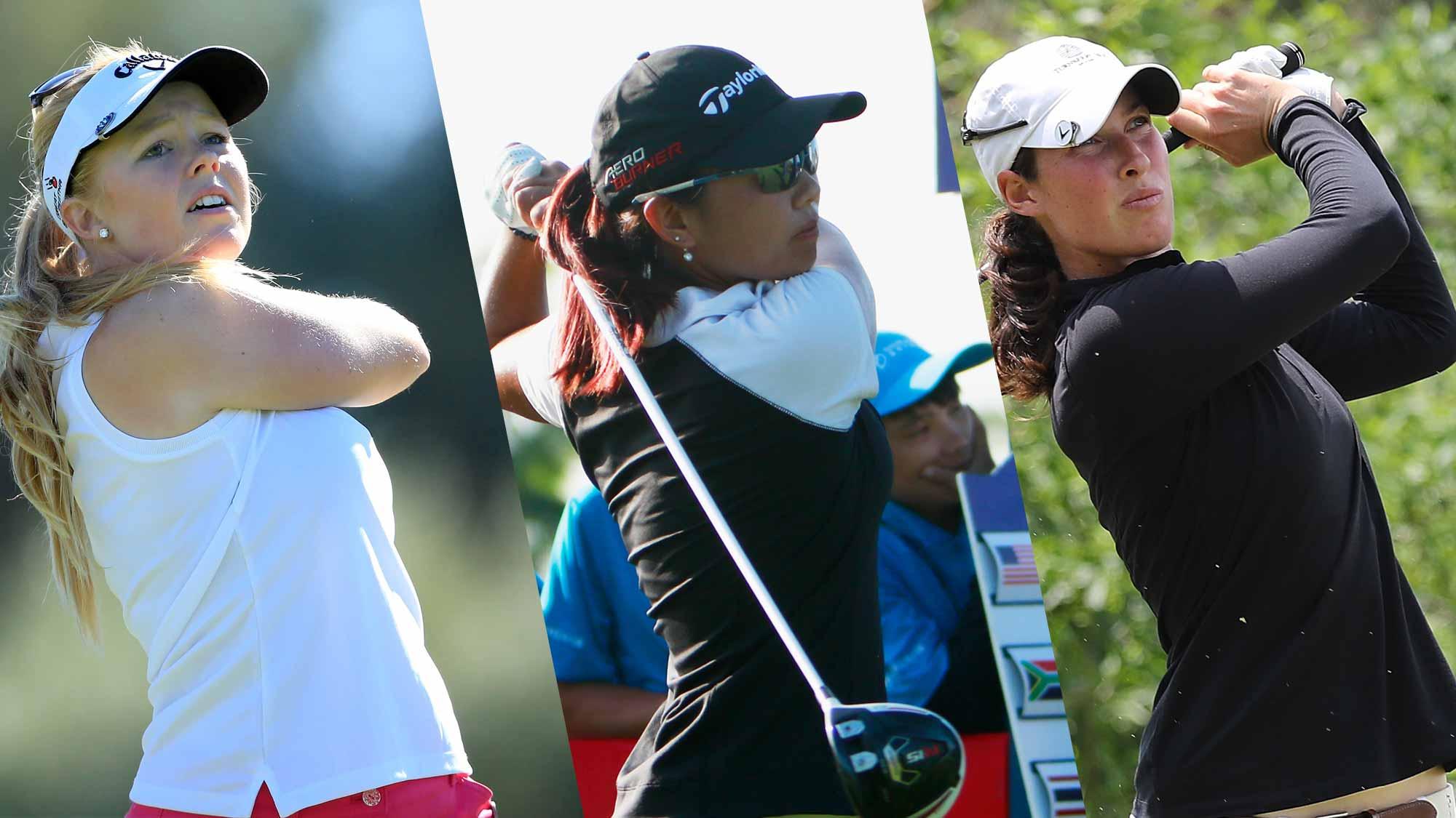 Opening Rounds ShopRite LPGA