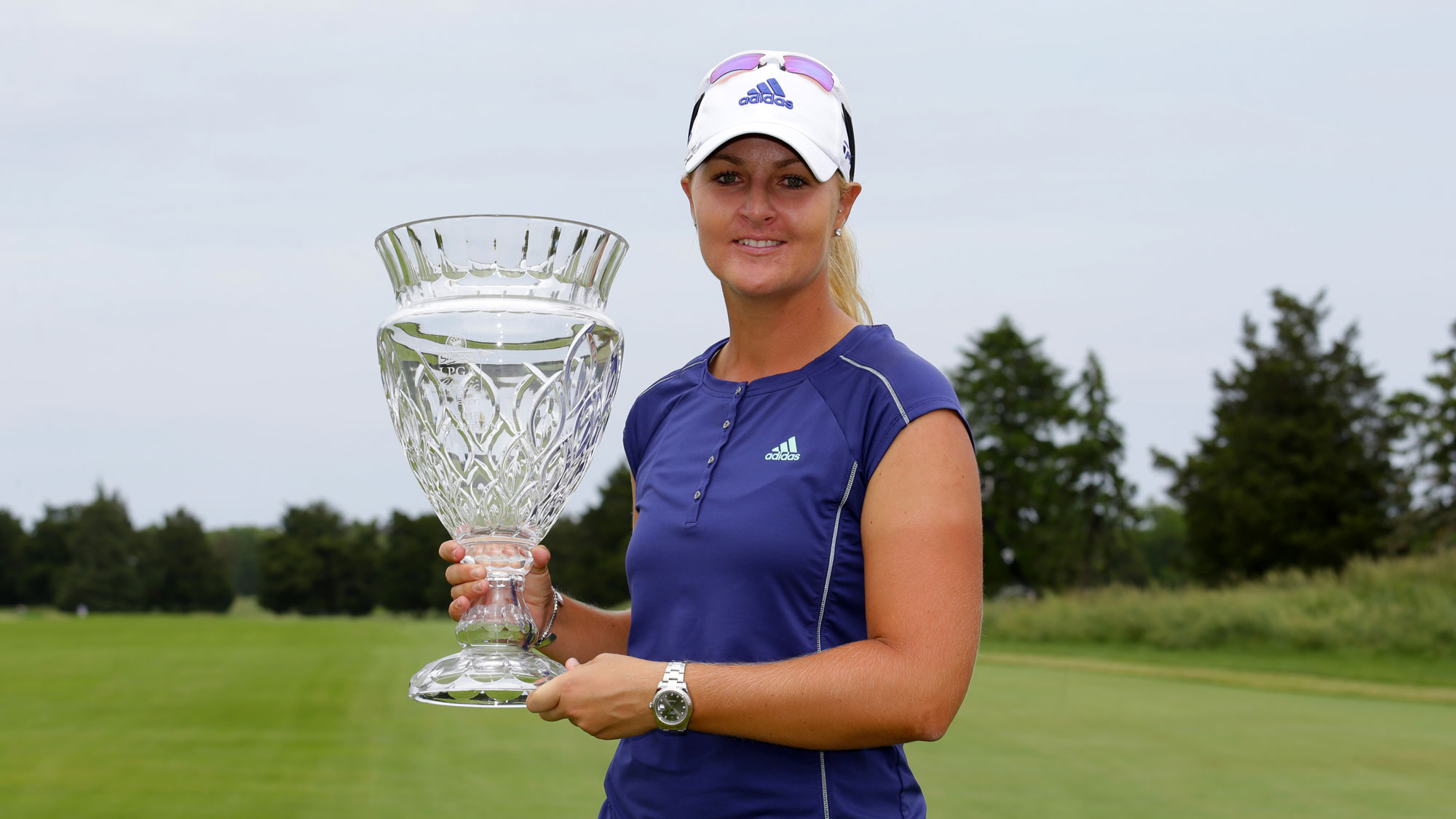 Image result for Annika wins ShopRite classic