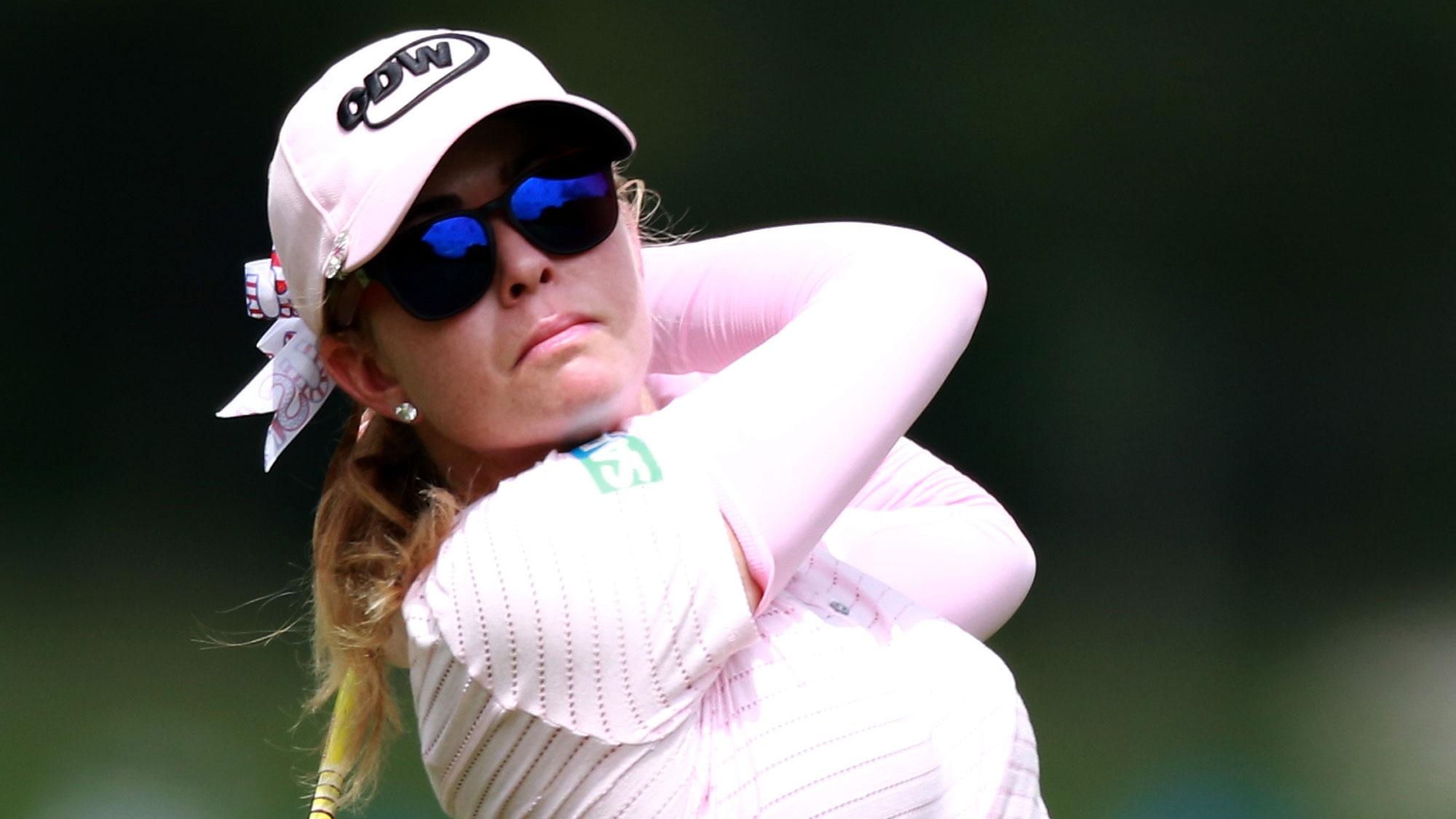 Lydia Ko shoots even par round at LPGA Malaysia