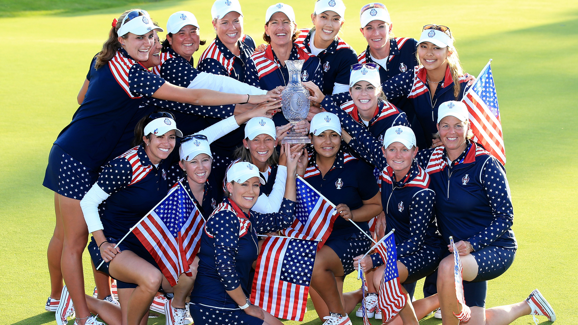 Image result for solheim cup