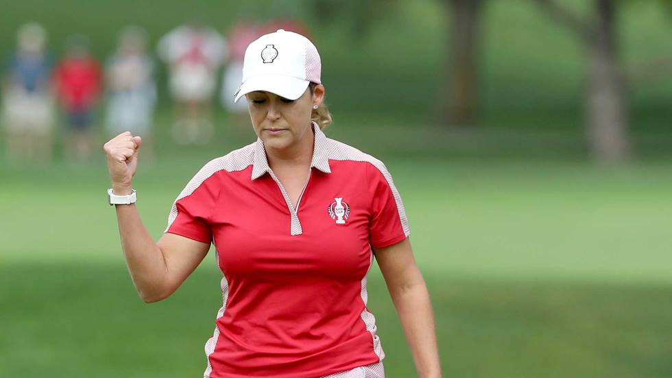 2018 Licensed Solheim Cup Merchandise and Team Gear Now