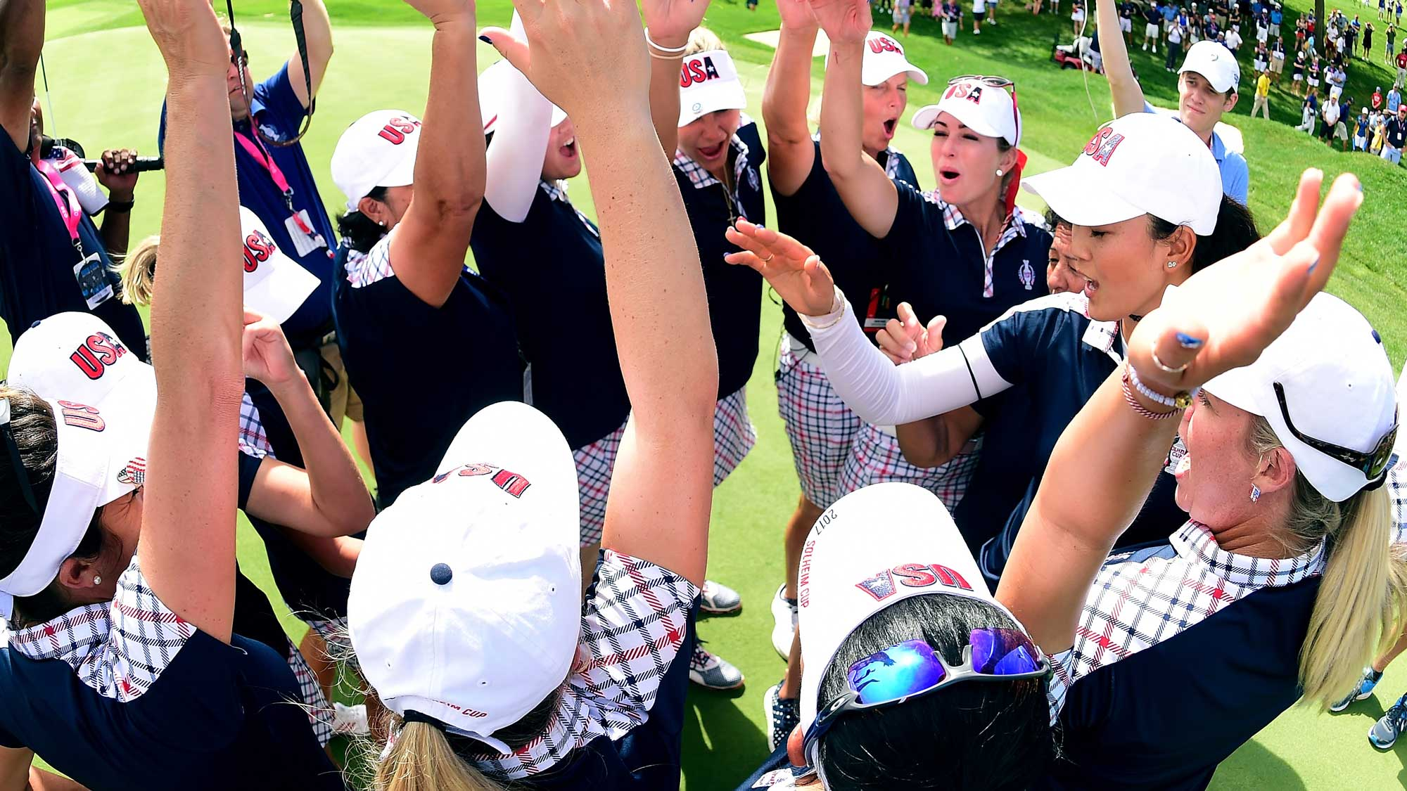 Team USA Wins Solheim Cup, Defeats Team Europe 16 1/2 - 11 1/2