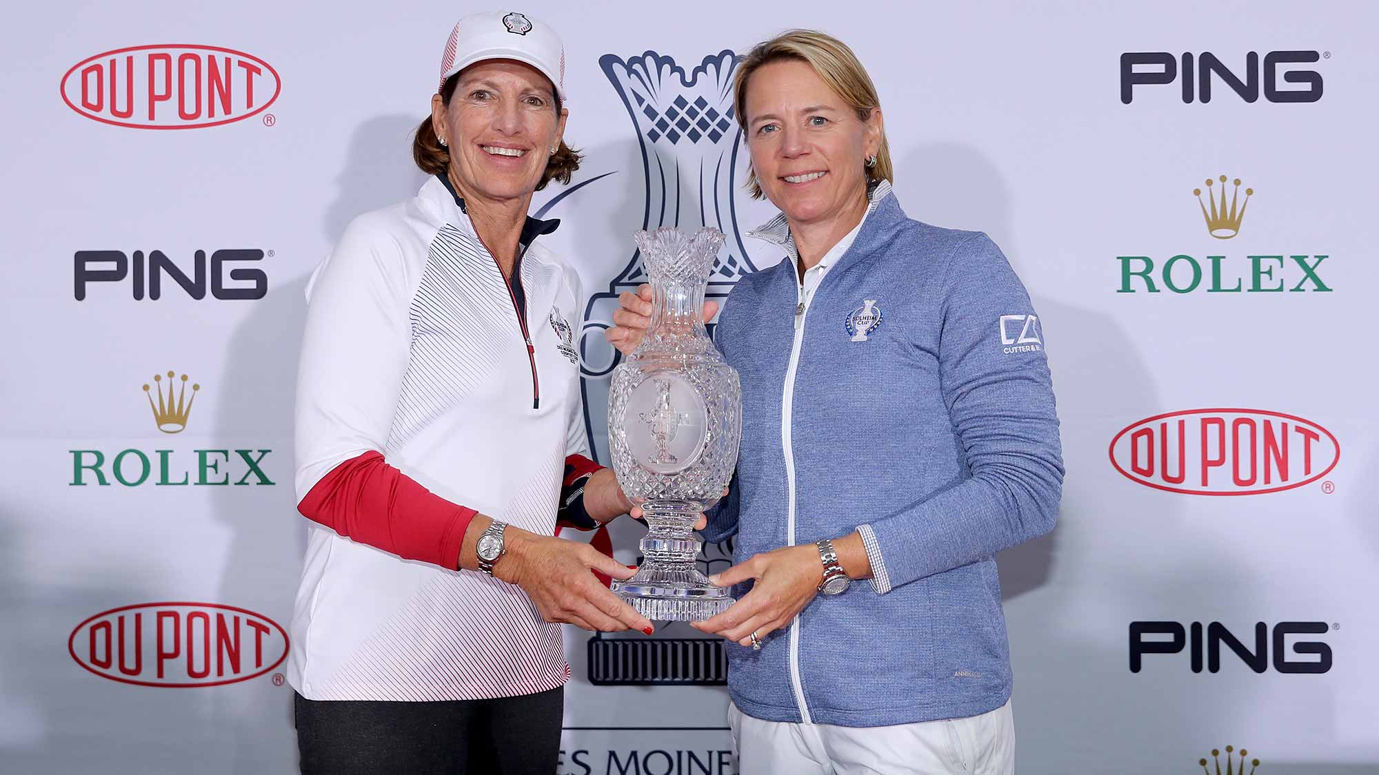 US, European Solheim Cup teams finalized with wildcard picks