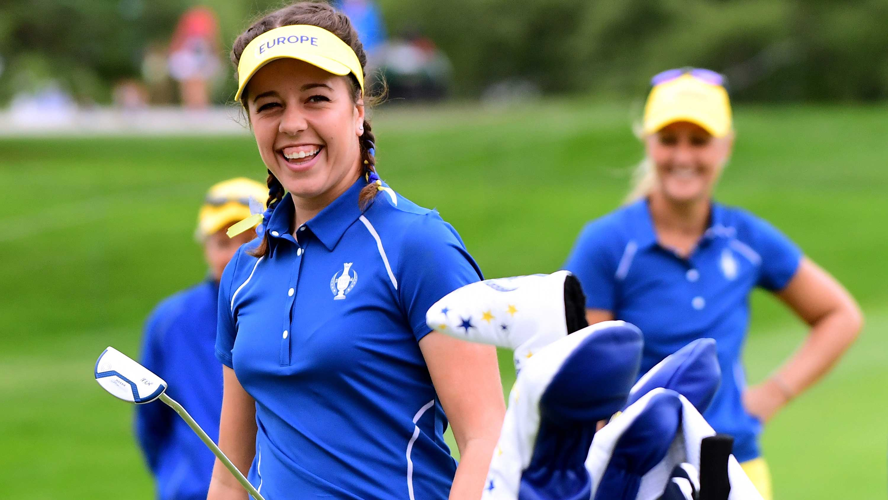 Thursday At Solheim Cup 5 Things To Know Lpga Ladies