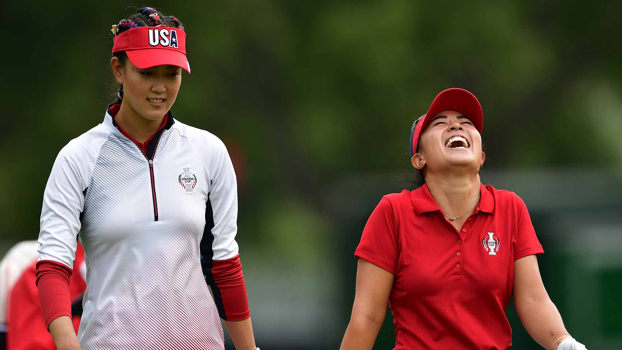 Suzann Pettersen out of Solheim Cup with back injury