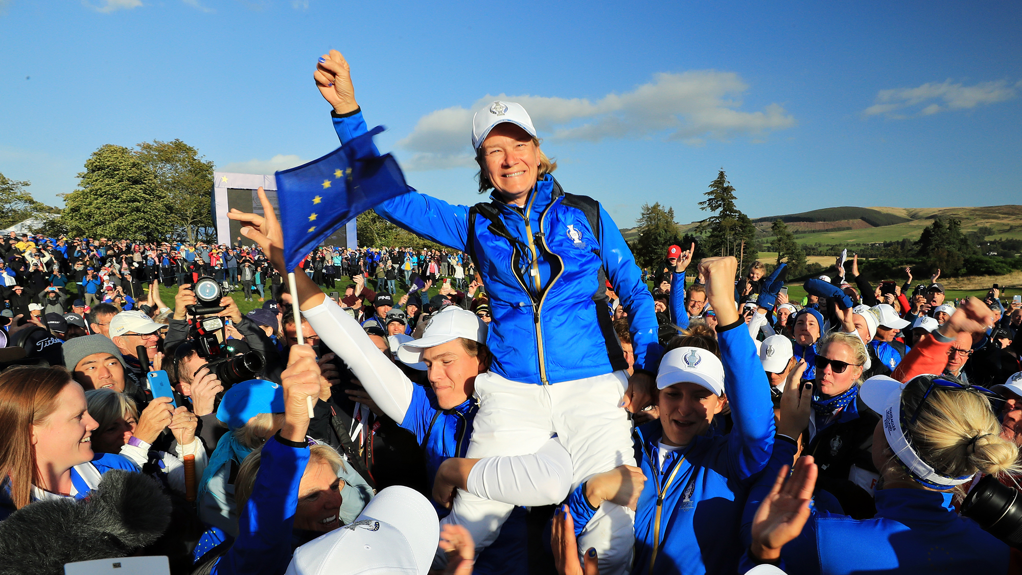 Thrilled and Honored to Captain Team Europe Again | LPGA | Ladies Professional Golf Association