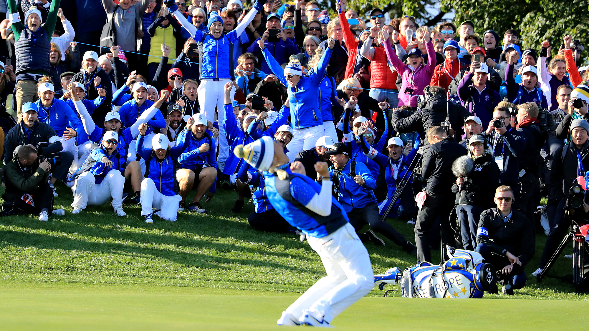 Sirak: A Solheim Cup for the Ages | LPGA | Ladies Professional Golf Association